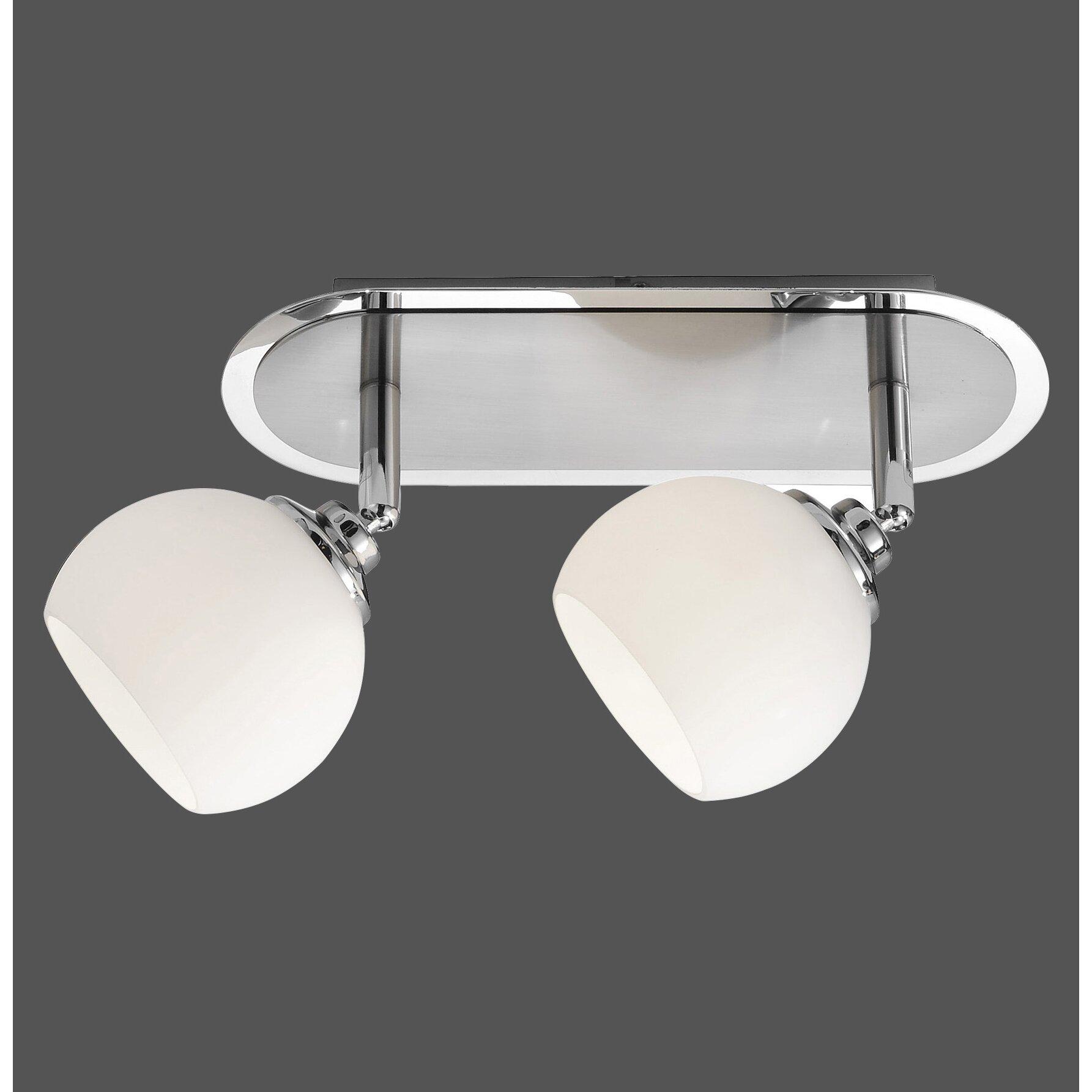 Paul Neuhaus Kwee 2 Light Ceiling Spotlight Amp Reviews