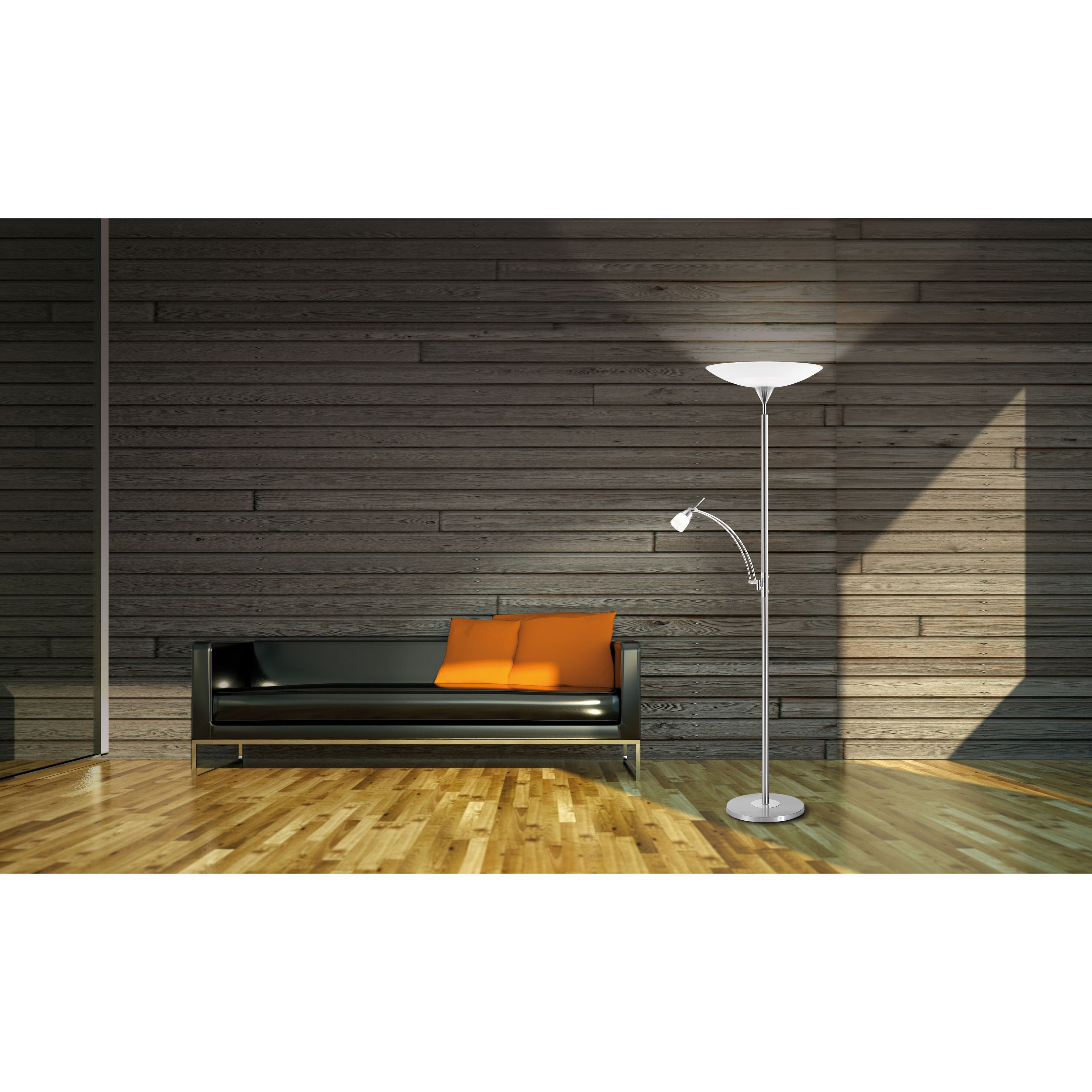 paul neuhaus 181 cm deckenfluter pearl bewertungen. Black Bedroom Furniture Sets. Home Design Ideas