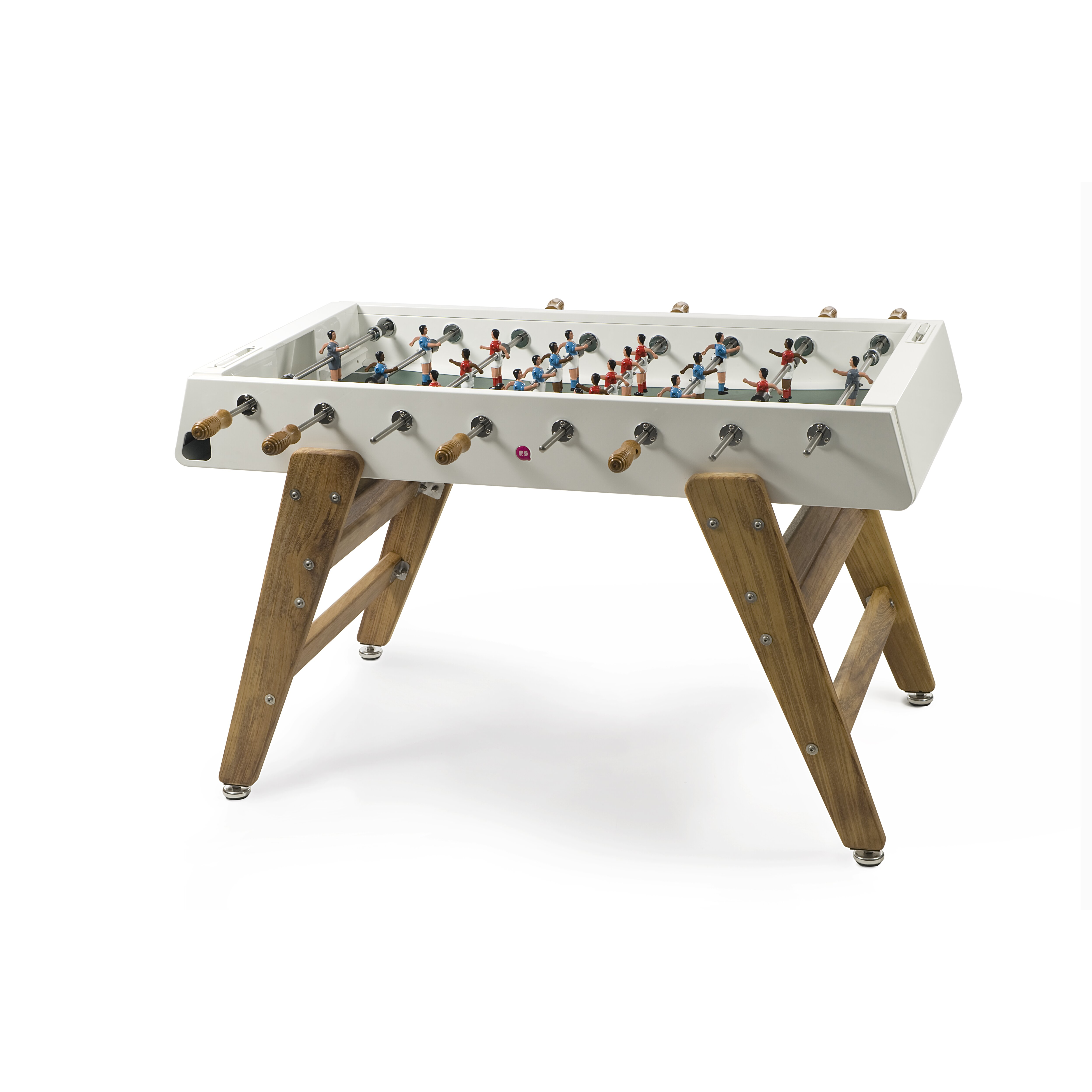 Rs barcelona rs 3 wood foosball table reviews wayfair for Runescape exp table 1 99