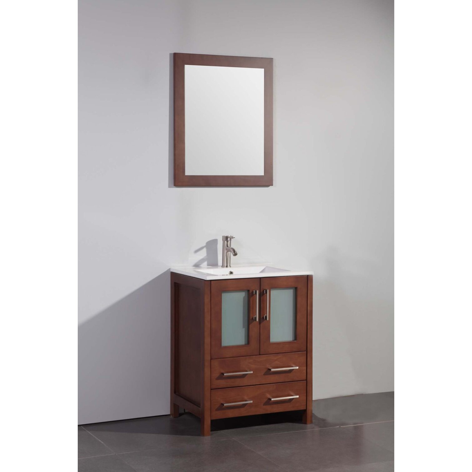 "Legion Furniture 24"" Single Bathroom Vanity Set with ..."
