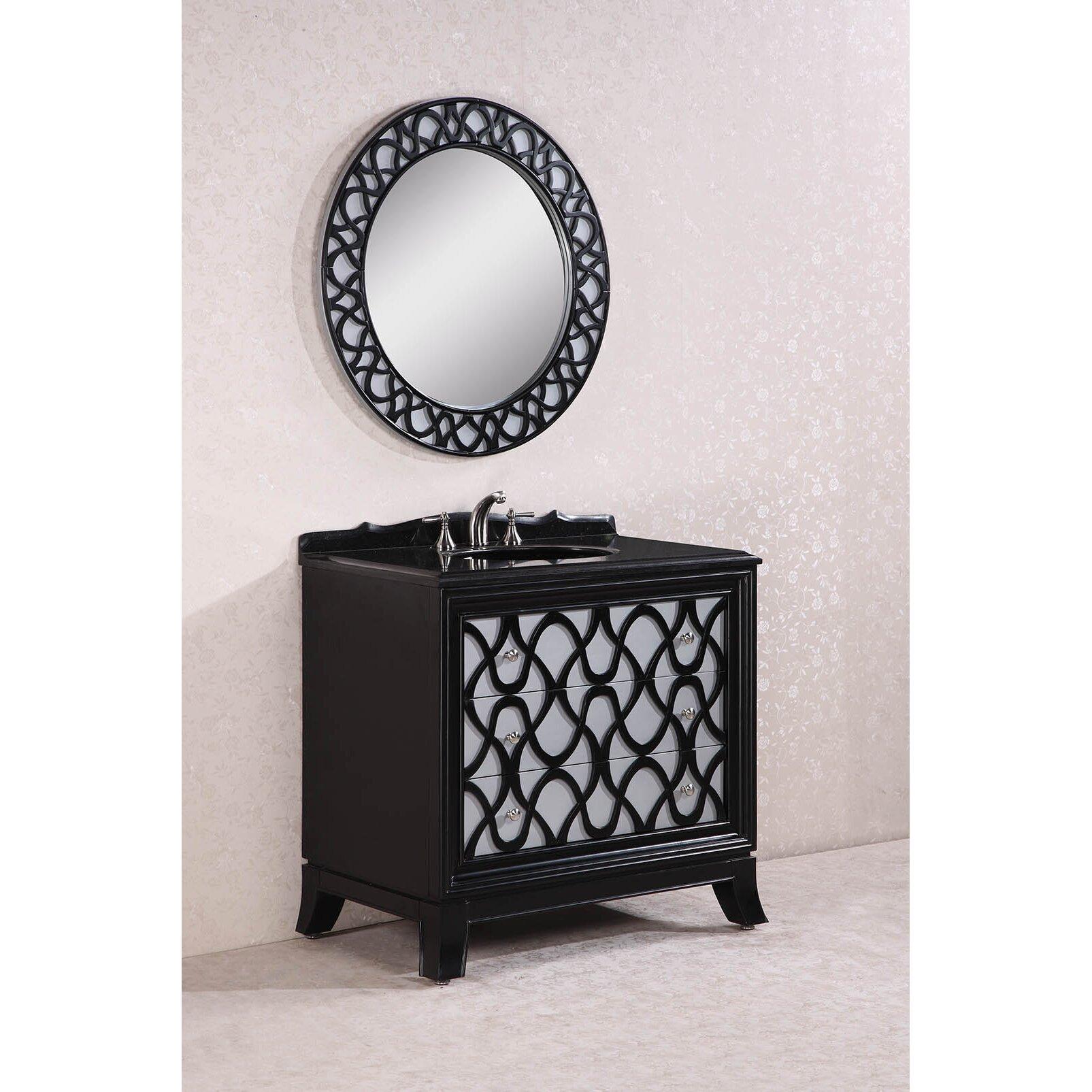 """Legion Furniture 38"""" Single Bathroom Vanity Set"""