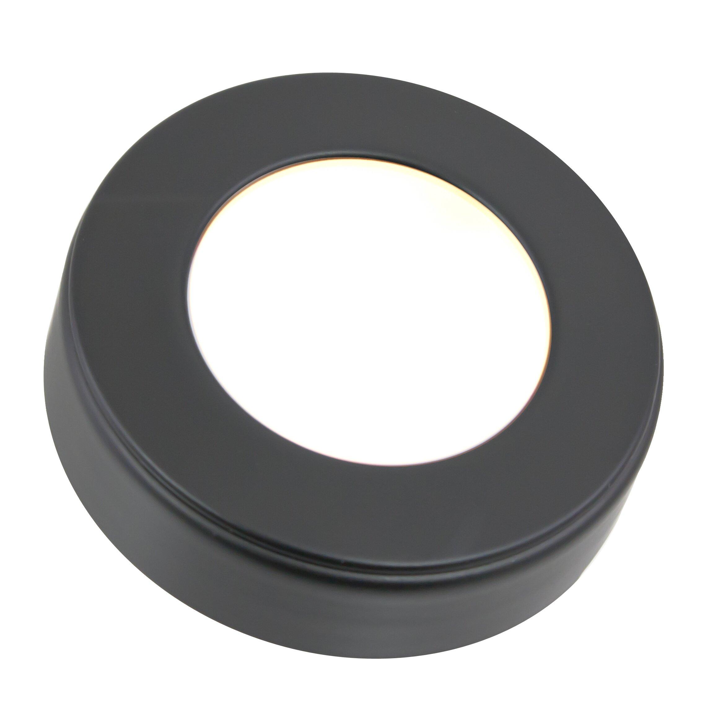 American Lighting LLC Omni LED Under Cabinet Puck Light Wayfair
