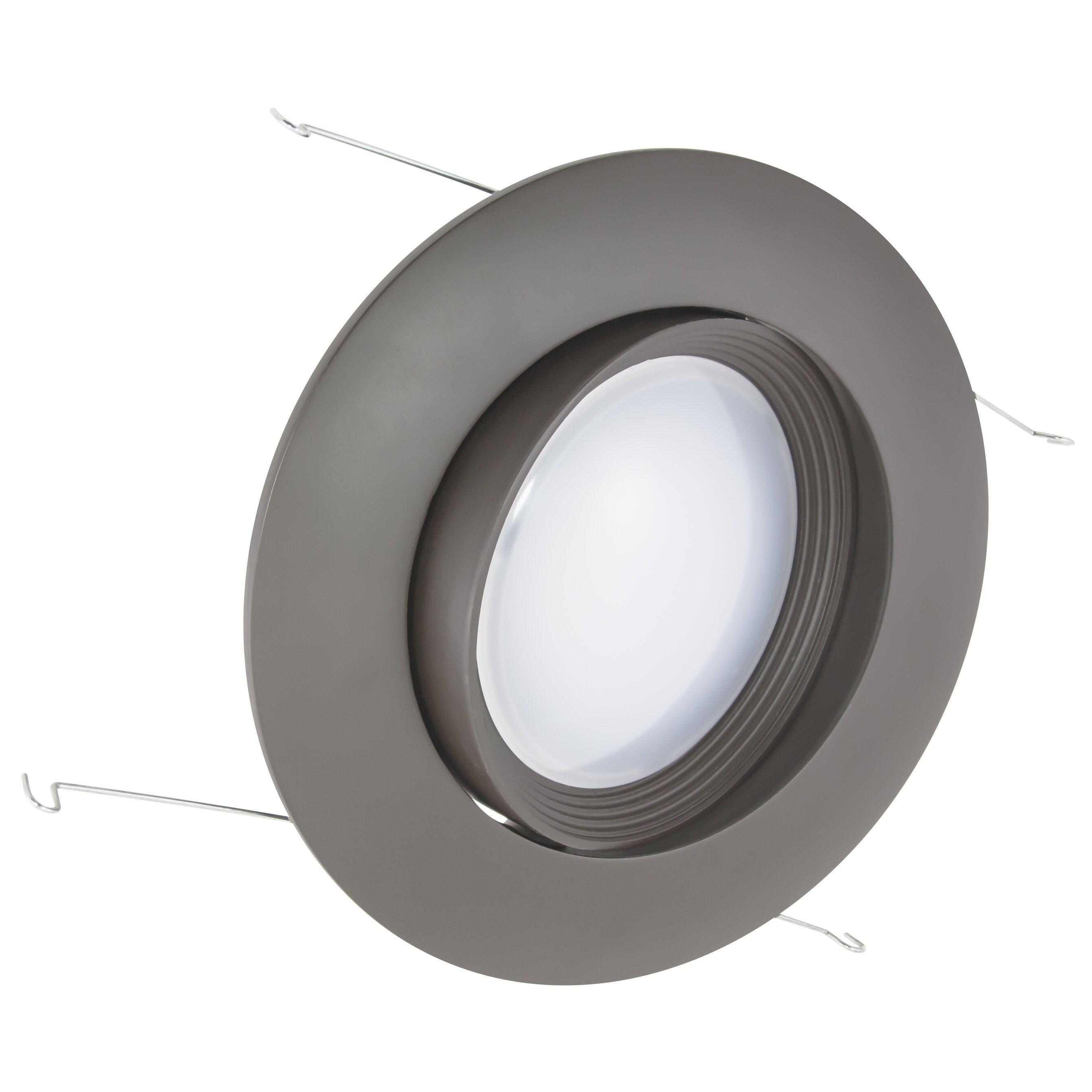 American Lighting LLC 6 LED Recessed Trim Reviews Wayfair