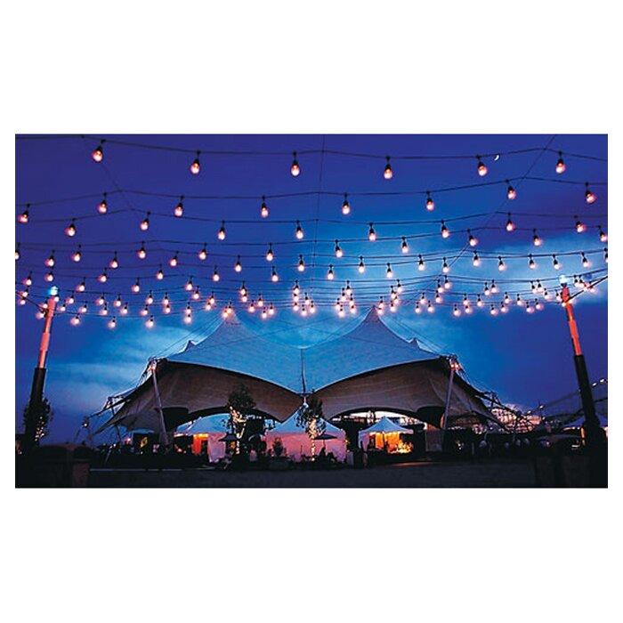American Lighting LLC 25 Light 20 Ft Globe String Lights Reviews Way