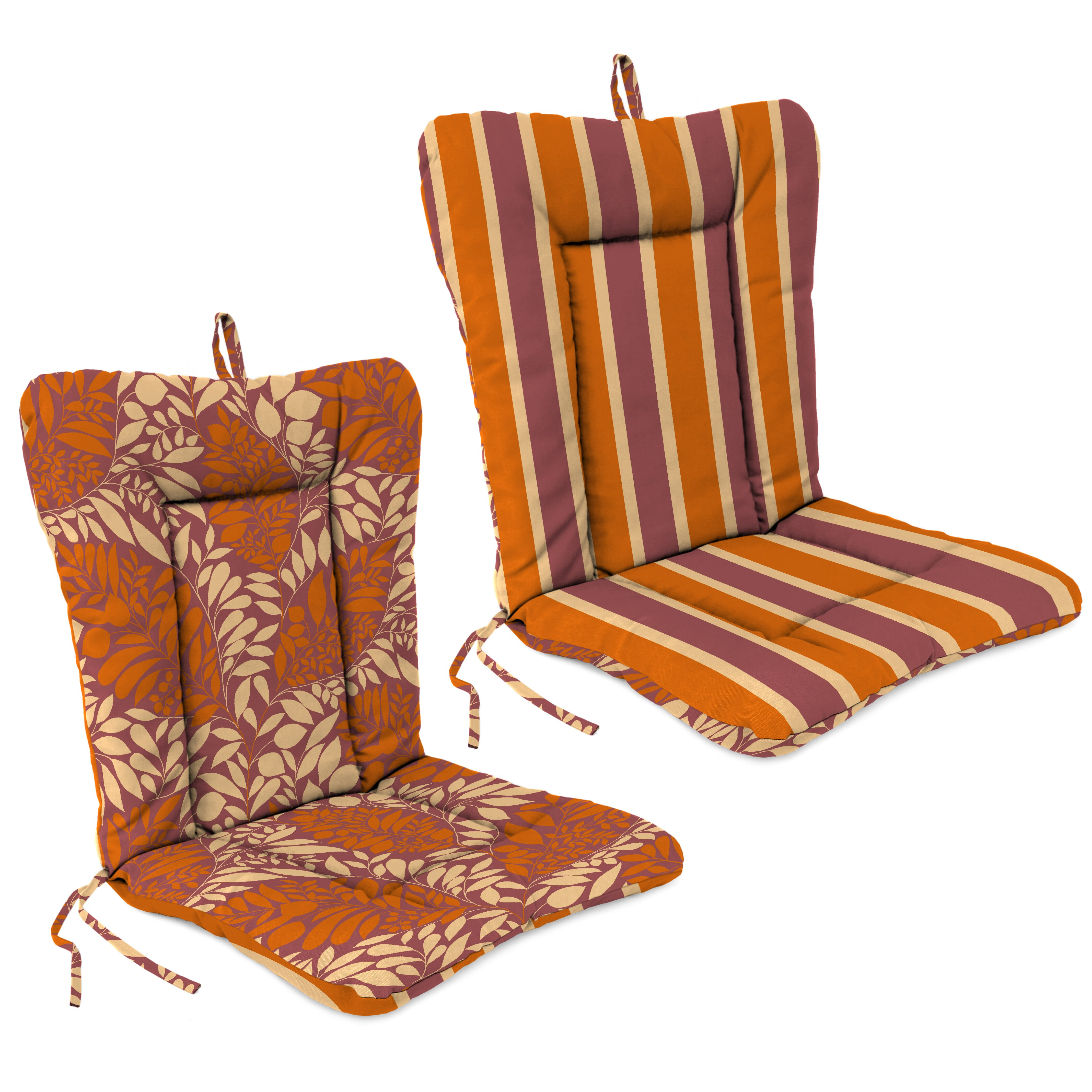 Jordan Manufacturing Outdoor Dining Chair Cushion & Reviews