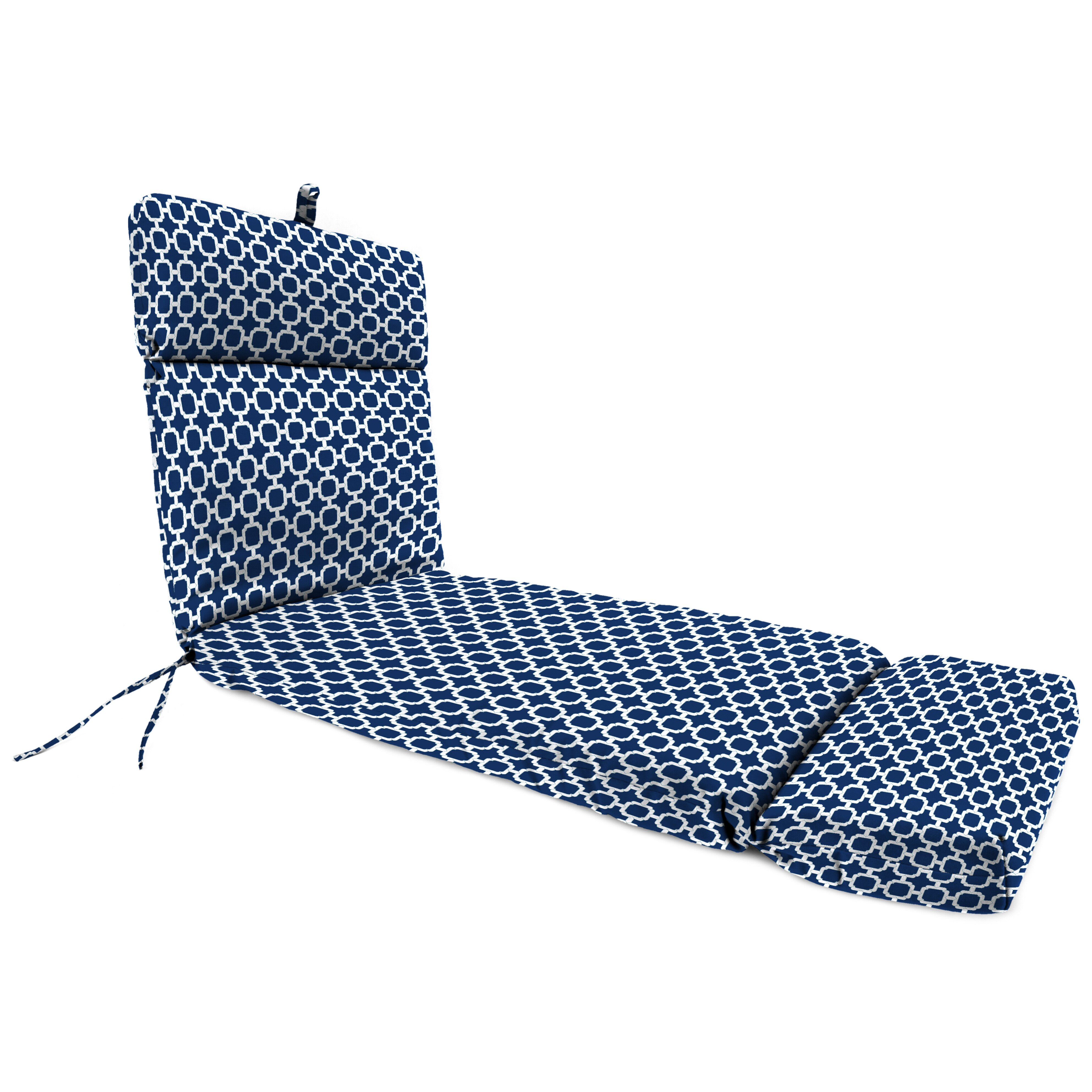 Jordan manufacturing universal outdoor chaise lounge for Buy chaise lounge cushion