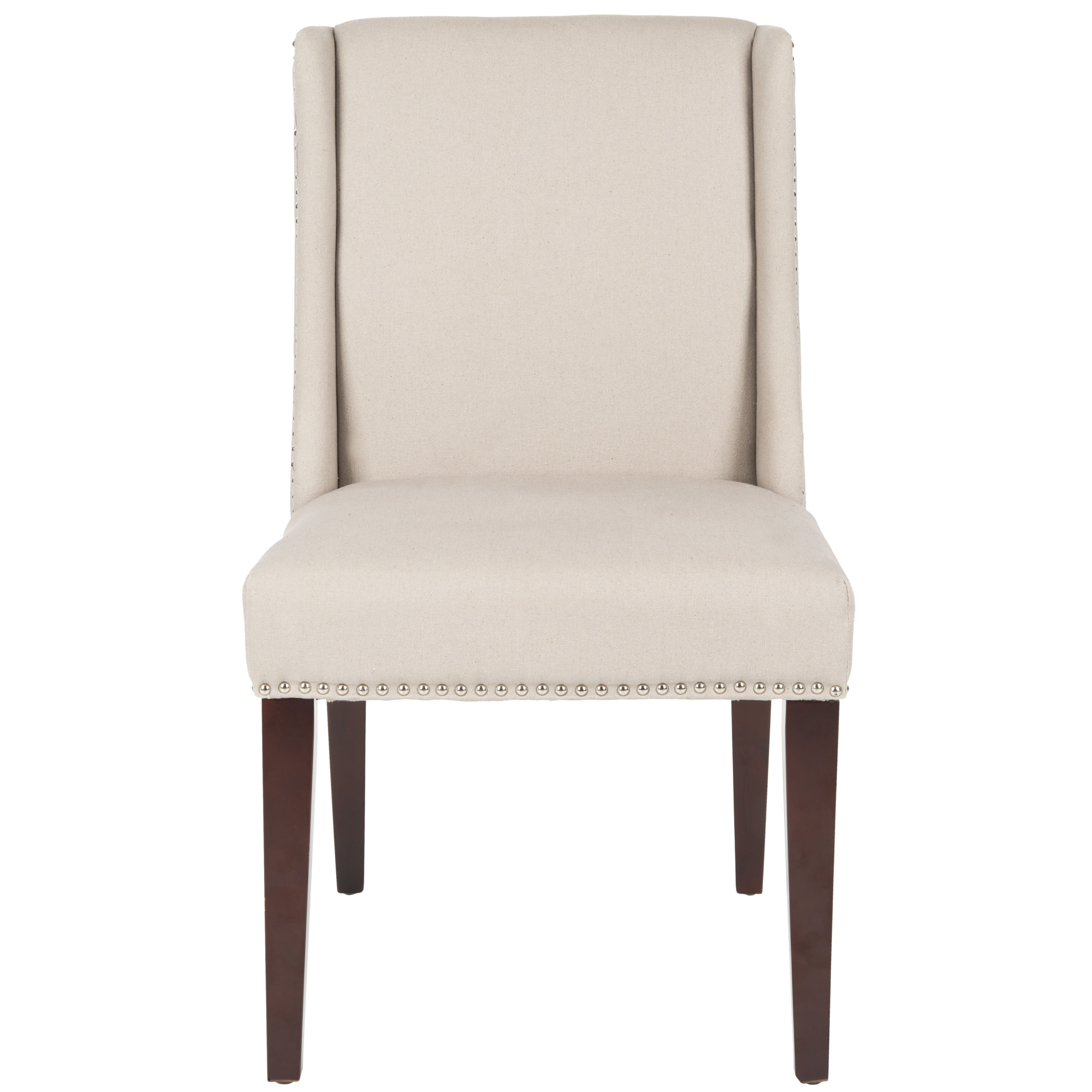 Safavieh collier solid birch upholstered dining chair reviews wayfair uk - Safavieh dining room chairs ideas ...