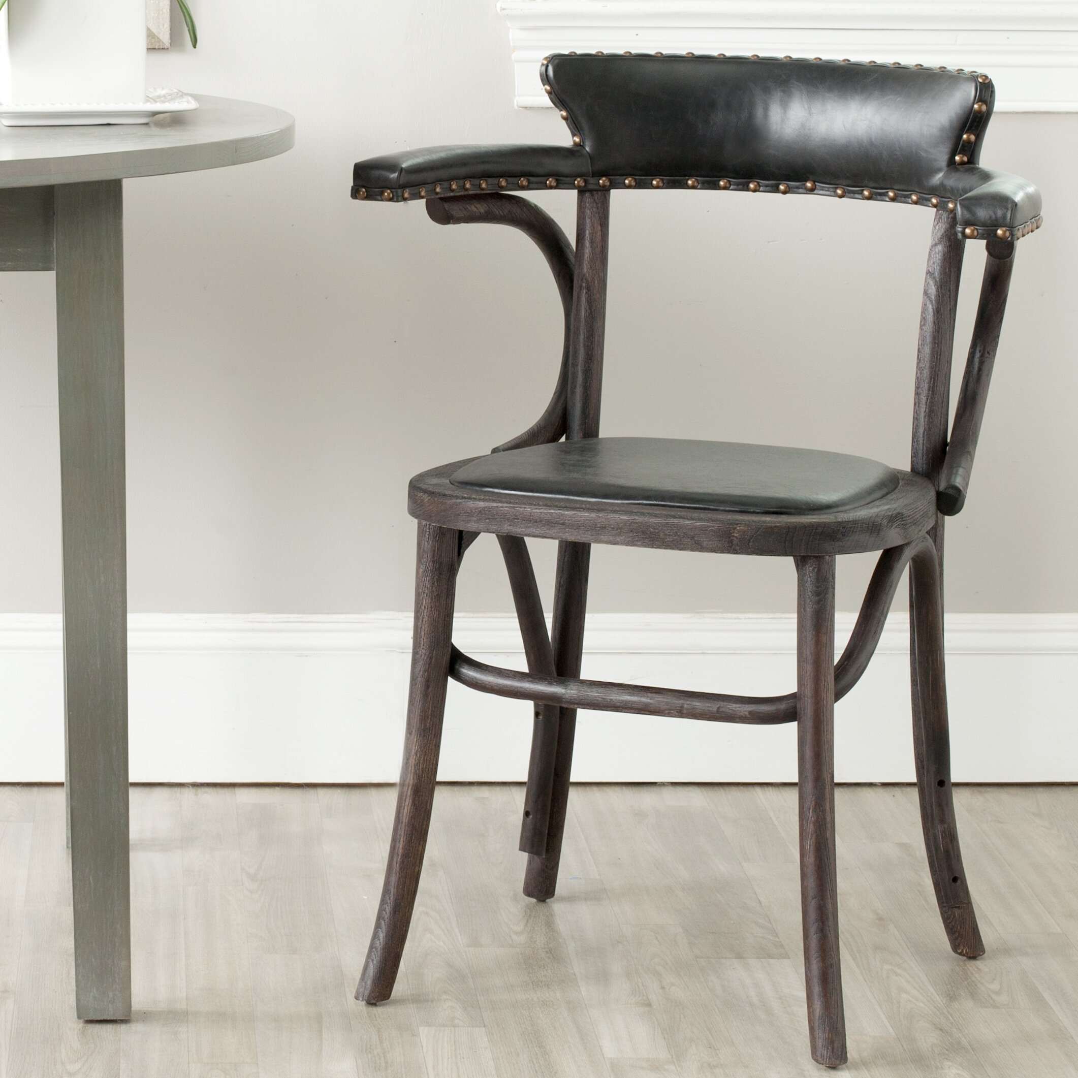 safavieh salma dining chair wayfair uk. Black Bedroom Furniture Sets. Home Design Ideas