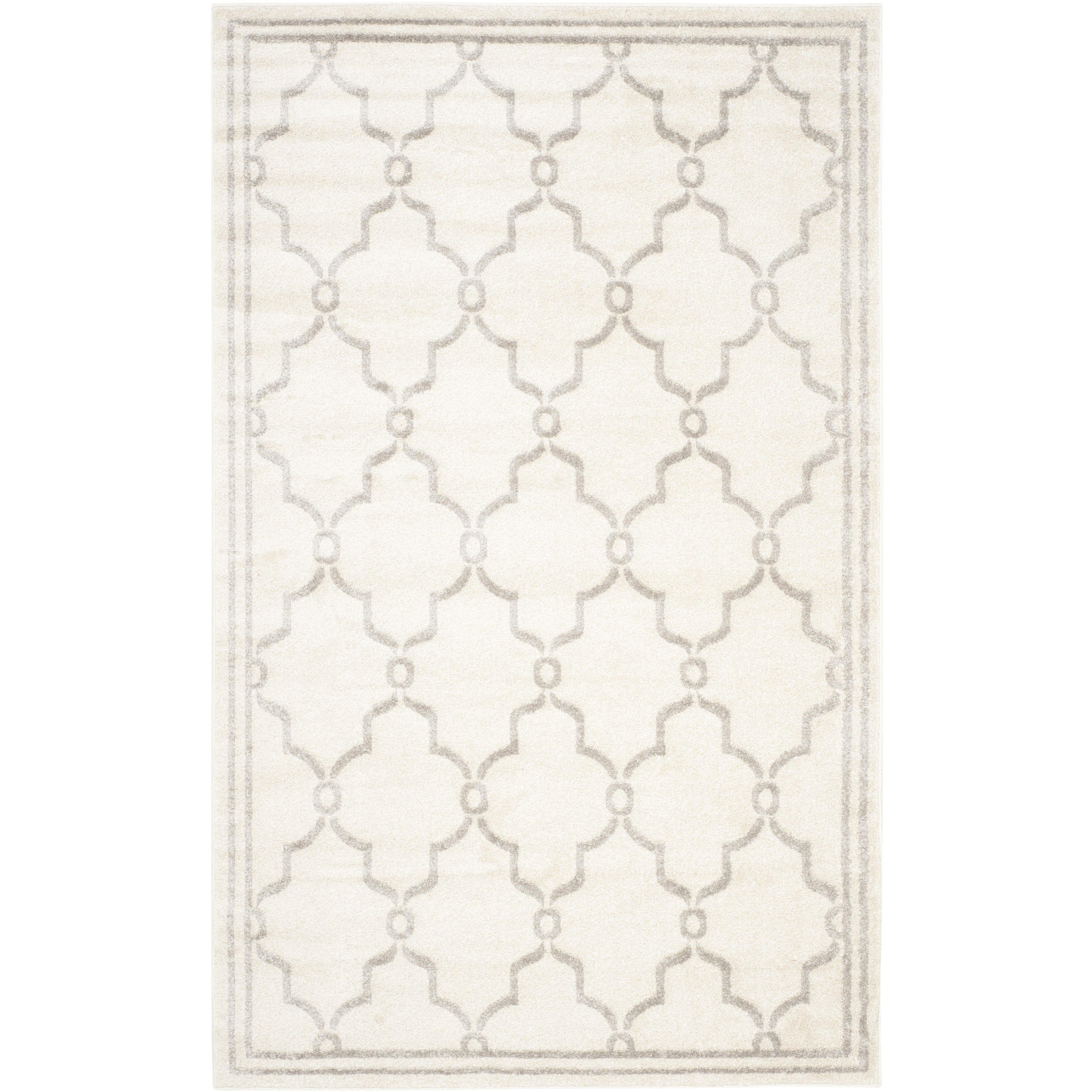 Safavieh emerson ivory indoor outdoor area rug reviews for Indoor outdoor rugs uk