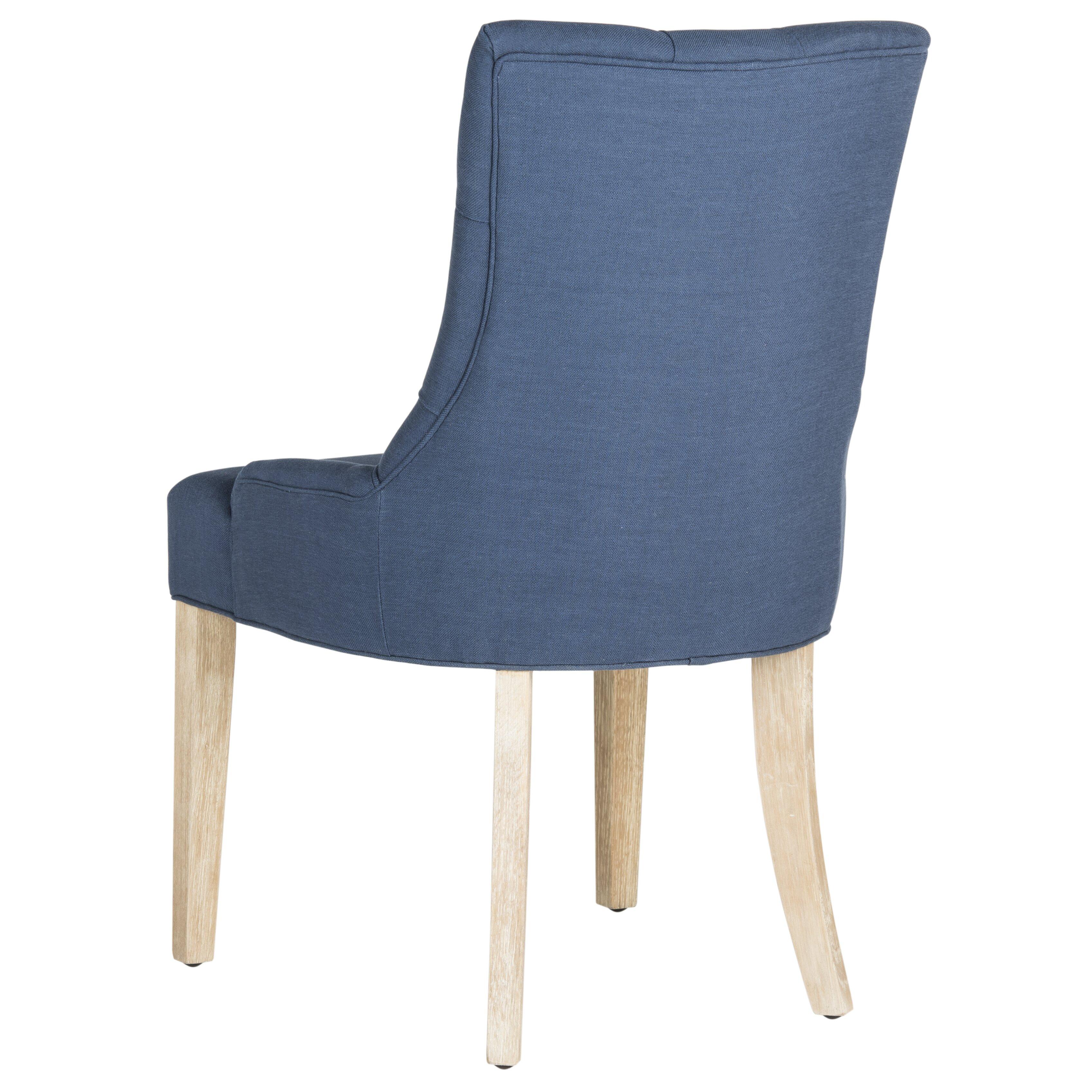 safavieh shaw upholstered dining chair reviews wayfair uk