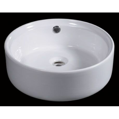 Ceramic Bathroom Basin : EAGO Ceramic Bathroom Basin & Reviews Wayfair