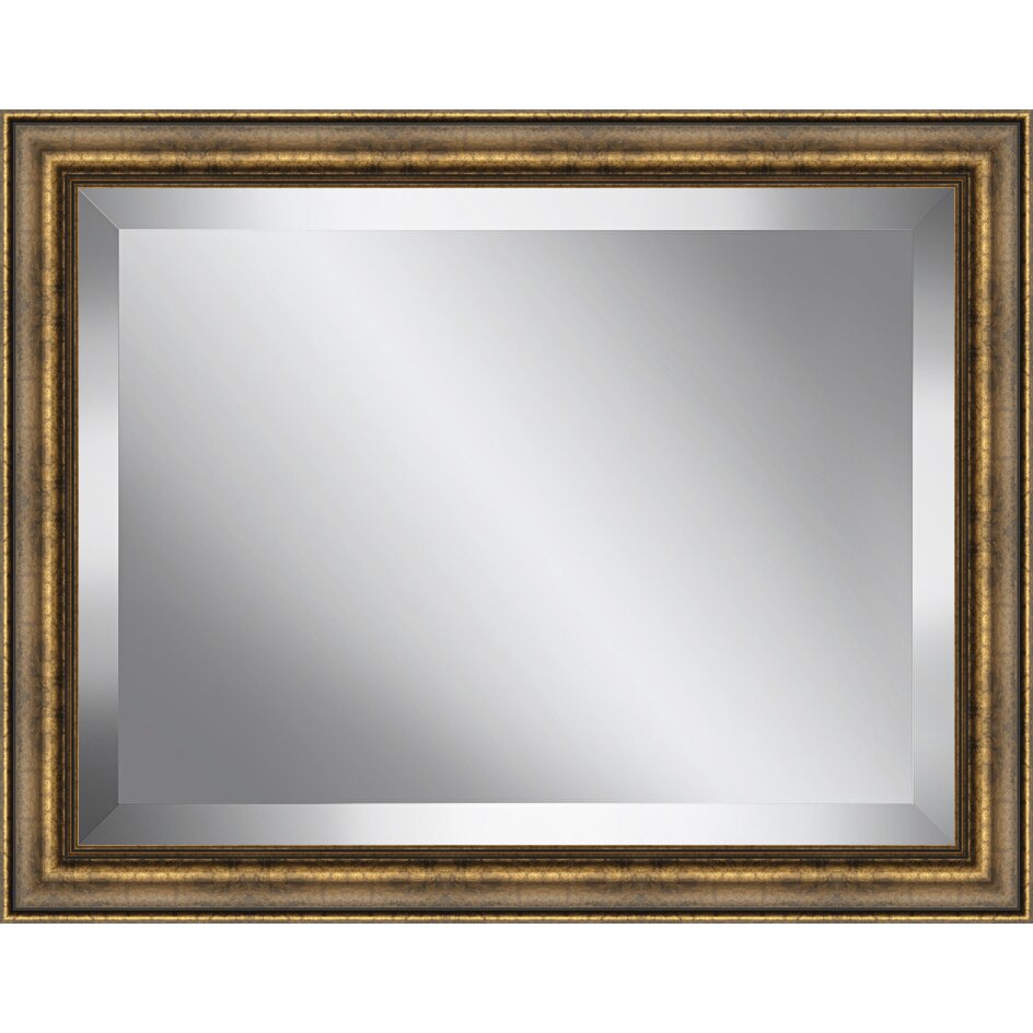 Ashton wall d cor llc antique framed beveled plate glass for Glass mirrors for walls