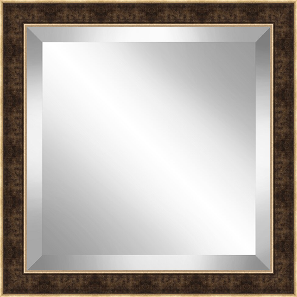 ashton wall d 233 cor llc square framed beveled plate glass