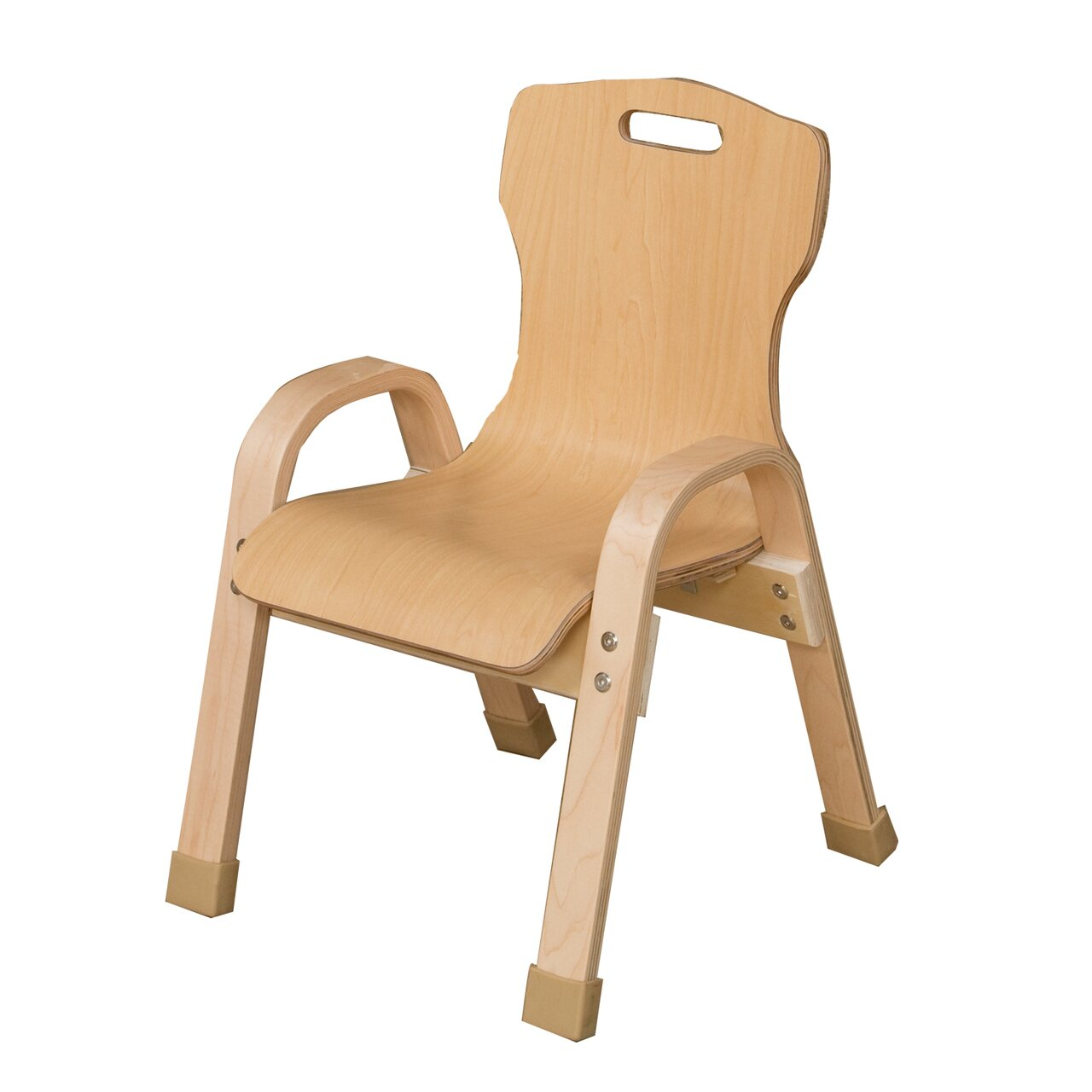 Wood Designs Healthy Kids Wood Classroom Chair Wayfair Supply