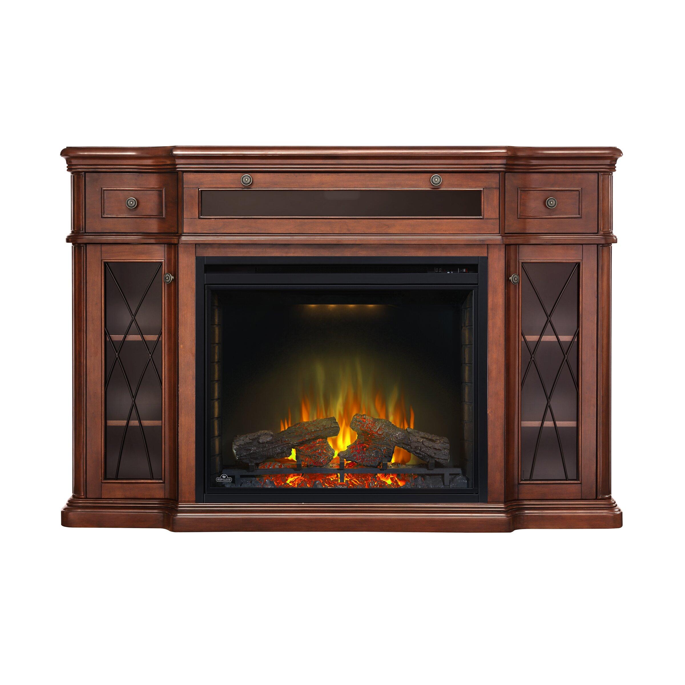 Napoleon Colbert Electric Fireplace Reviews Wayfair