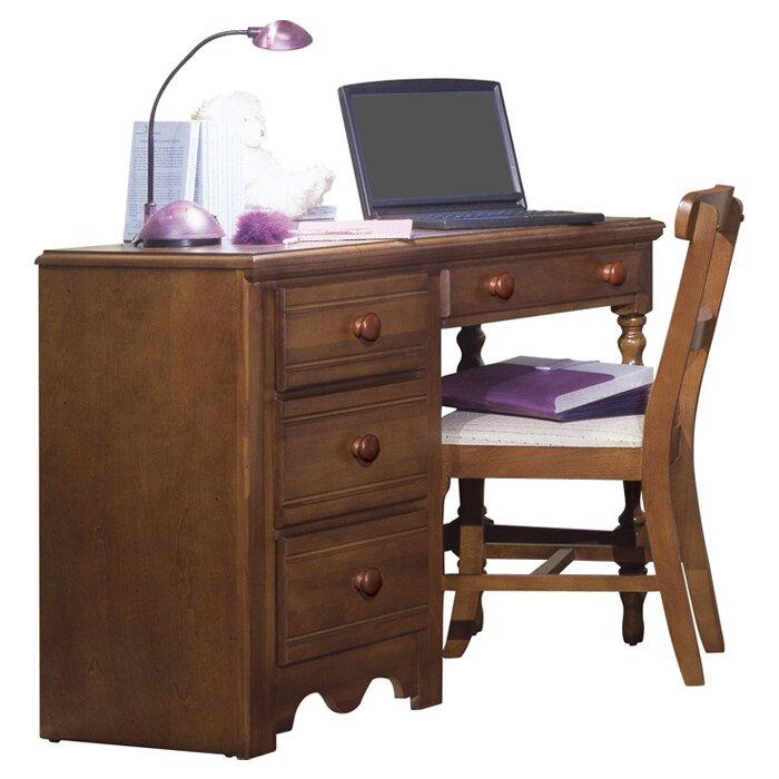 Carolina Furniture Works Inc Crossroads Computer Desk Reviews Wayfair