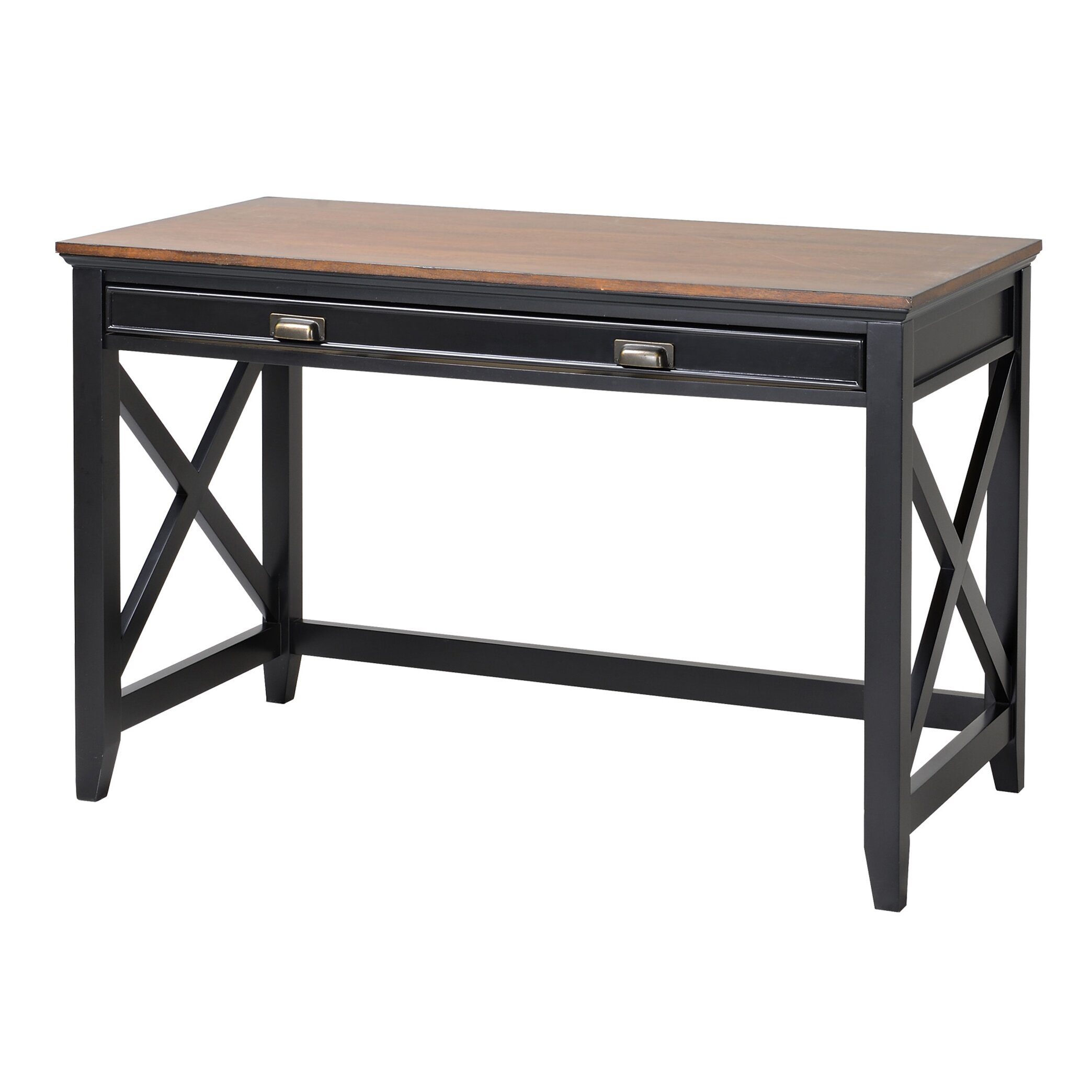 homestar writing desk with 1 drawer reviews. Black Bedroom Furniture Sets. Home Design Ideas