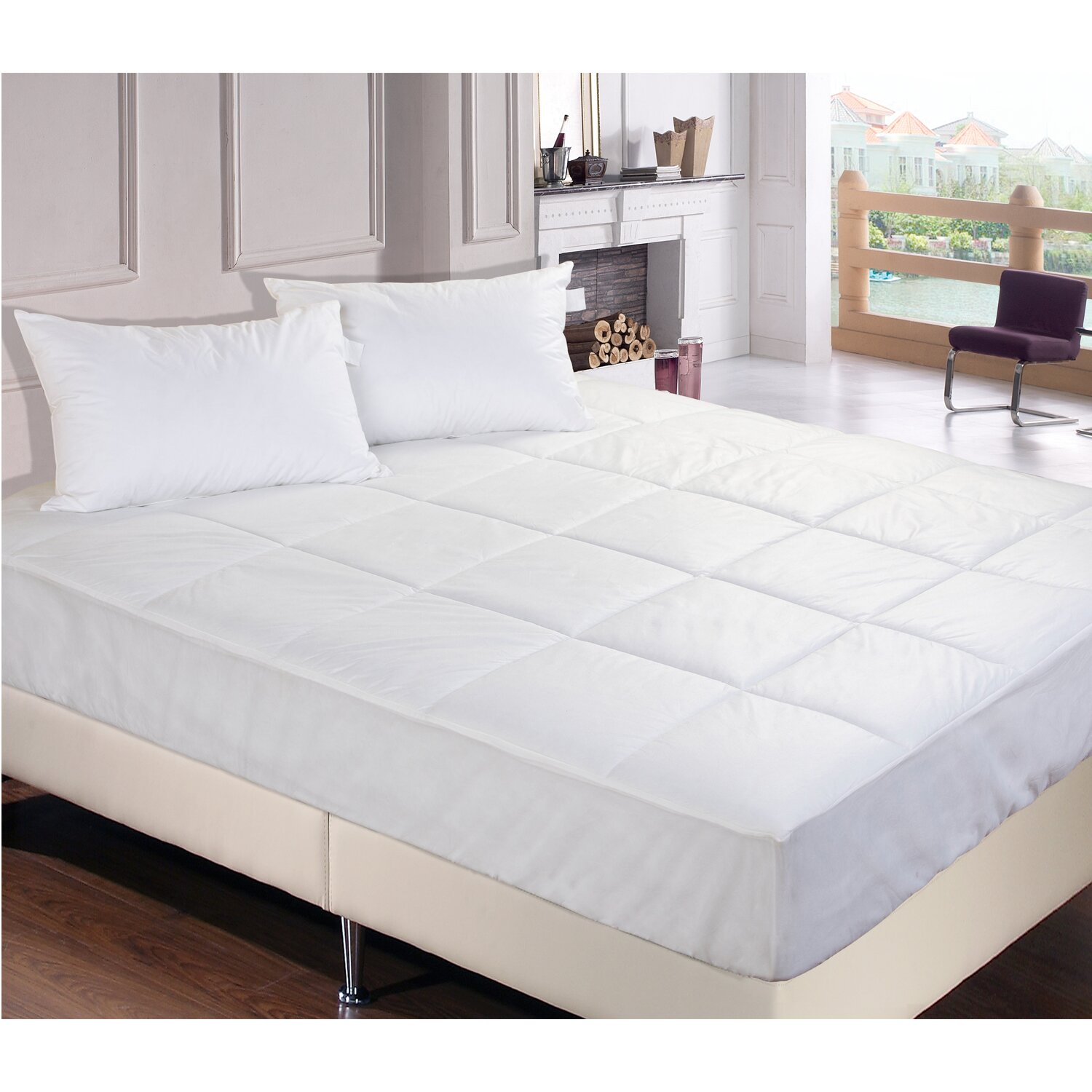 Permafresh bed bug dust mite control water resistant for Bed bug resistant mattress