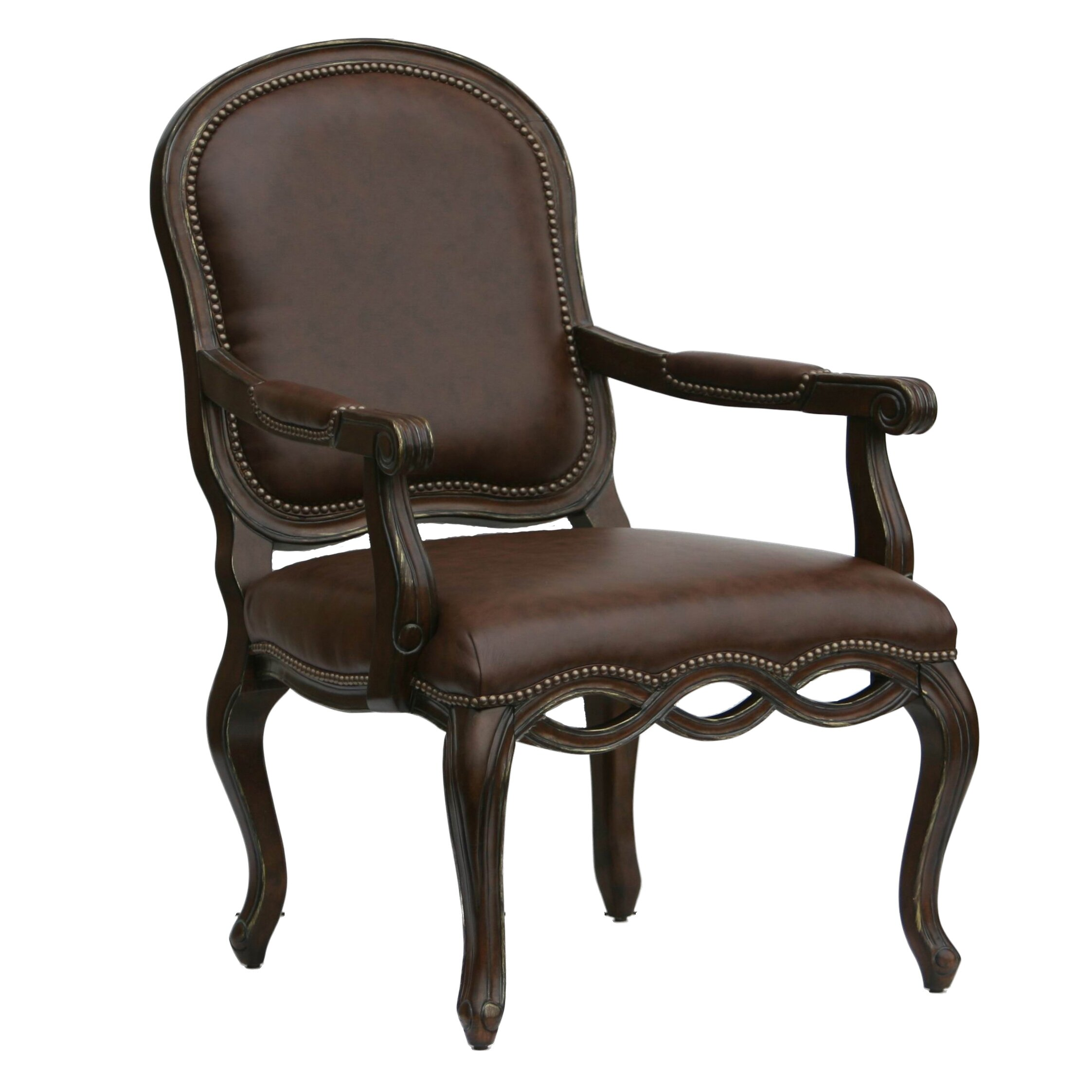 Comfort Pointe Oxford Arm Chair & Reviews