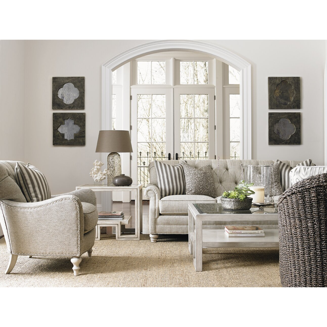 Lexington oyster bay greenport sofa wayfair Lexington country cottage bedroom furniture
