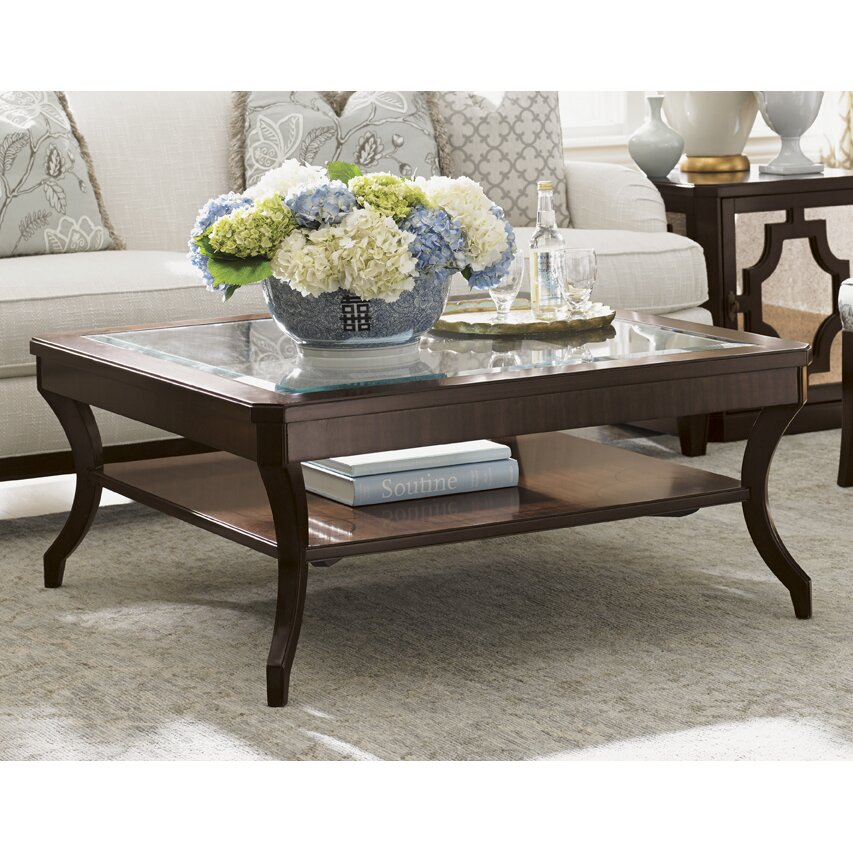 Lexington Kensington Place Warner Coffee Table Wayfair