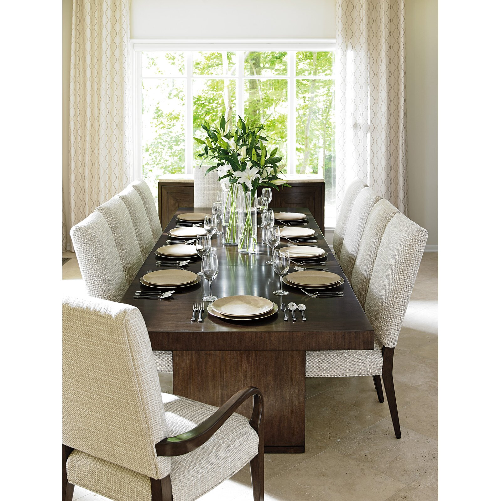 Lexington Dining Room Furniture: Lexington Laurel Canyon Dining Table