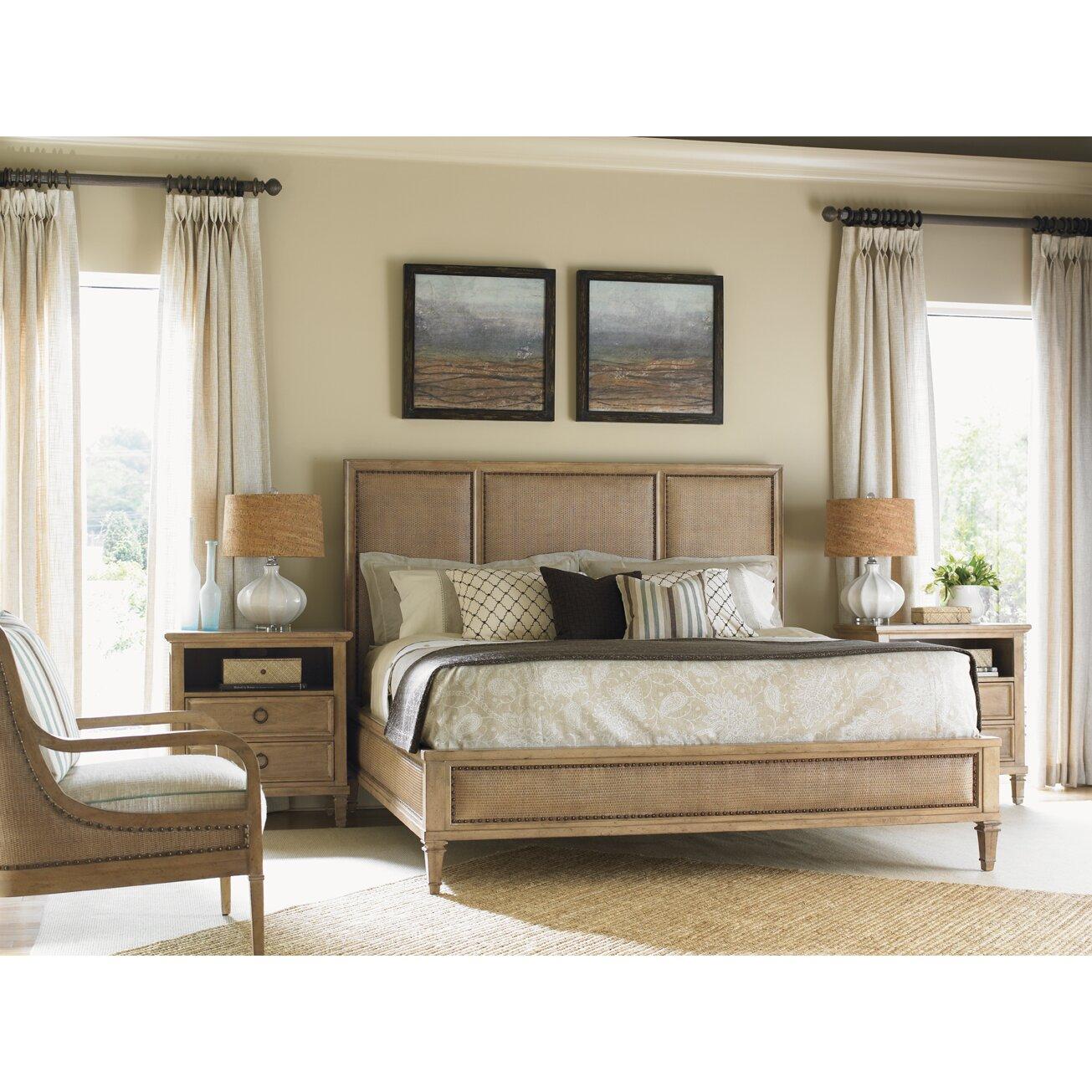 Lexington monterey sands 2 drawer nightstand reviews wayfair for Bedroom furniture berkeley ca