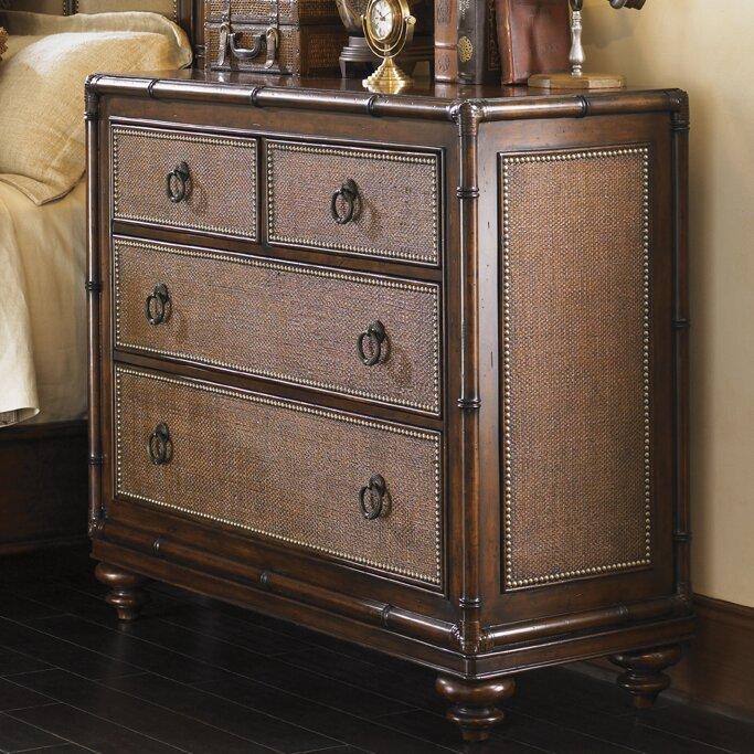 Tommy Bahama Furniture: Tommy Bahama Home Landara Sleigh Customizable Bedroom Set