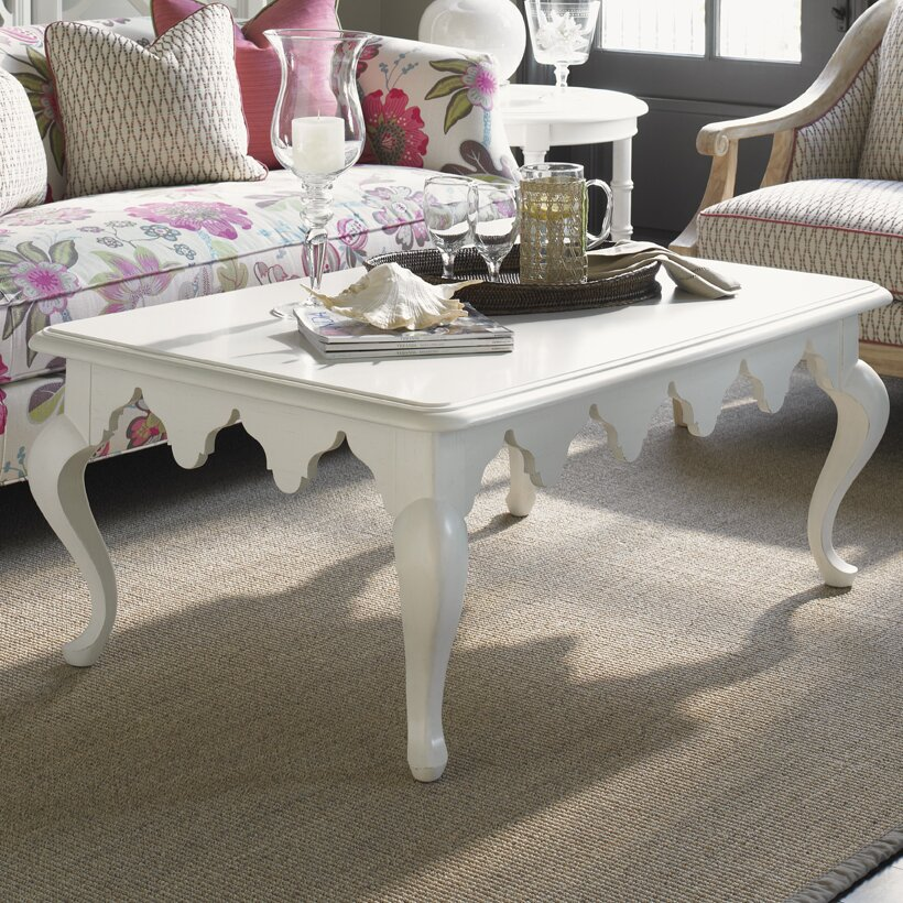 Tommy Bahama Home Ivory Key Coffee Table Wayfair