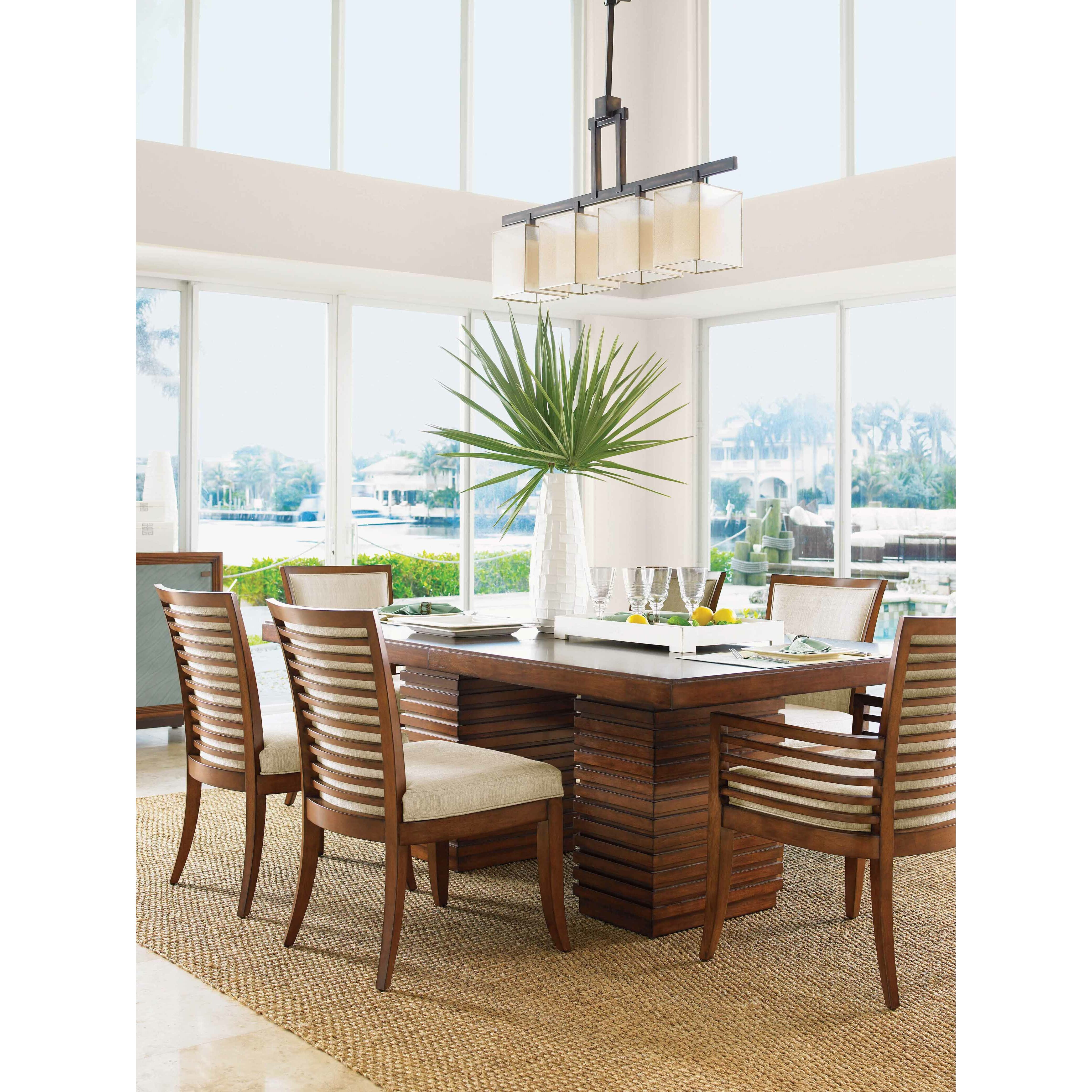 dining furniture 7 piece kitchen dining room sets tommy bahama