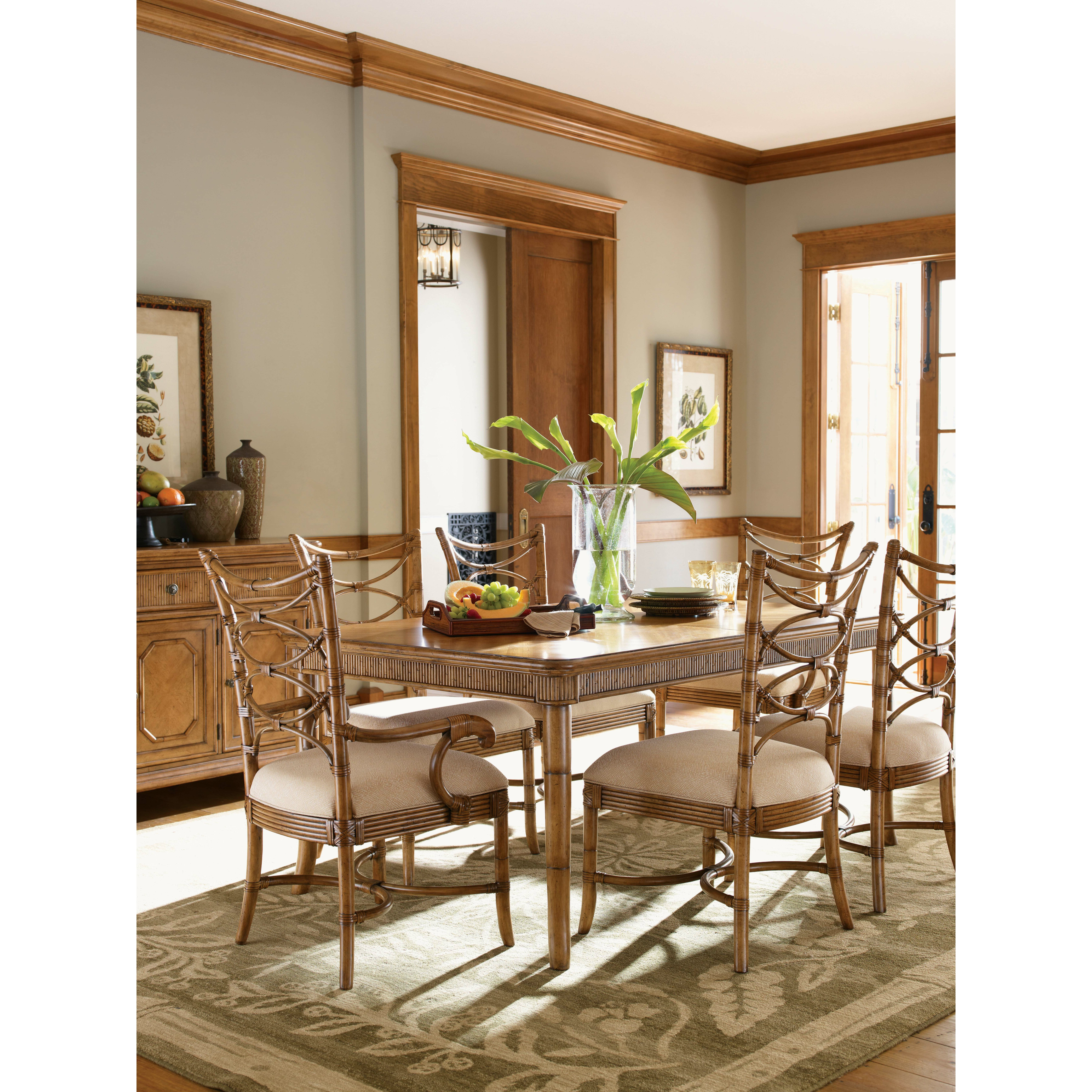 Tommy Bahama Kitchen Table Tommy Bahama Home Beach House 9 Piece Dining Set Reviews Wayfair