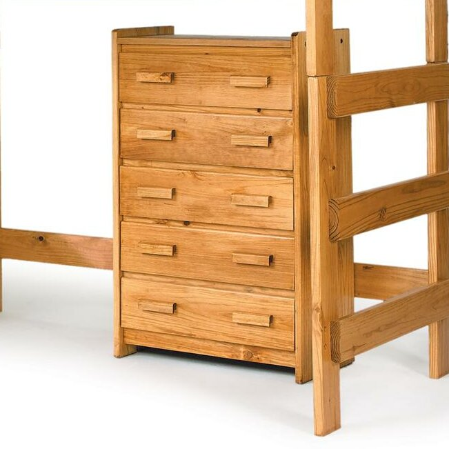 Chelsea Home L Shaped Bunk Bed Customizable Bedroom Set