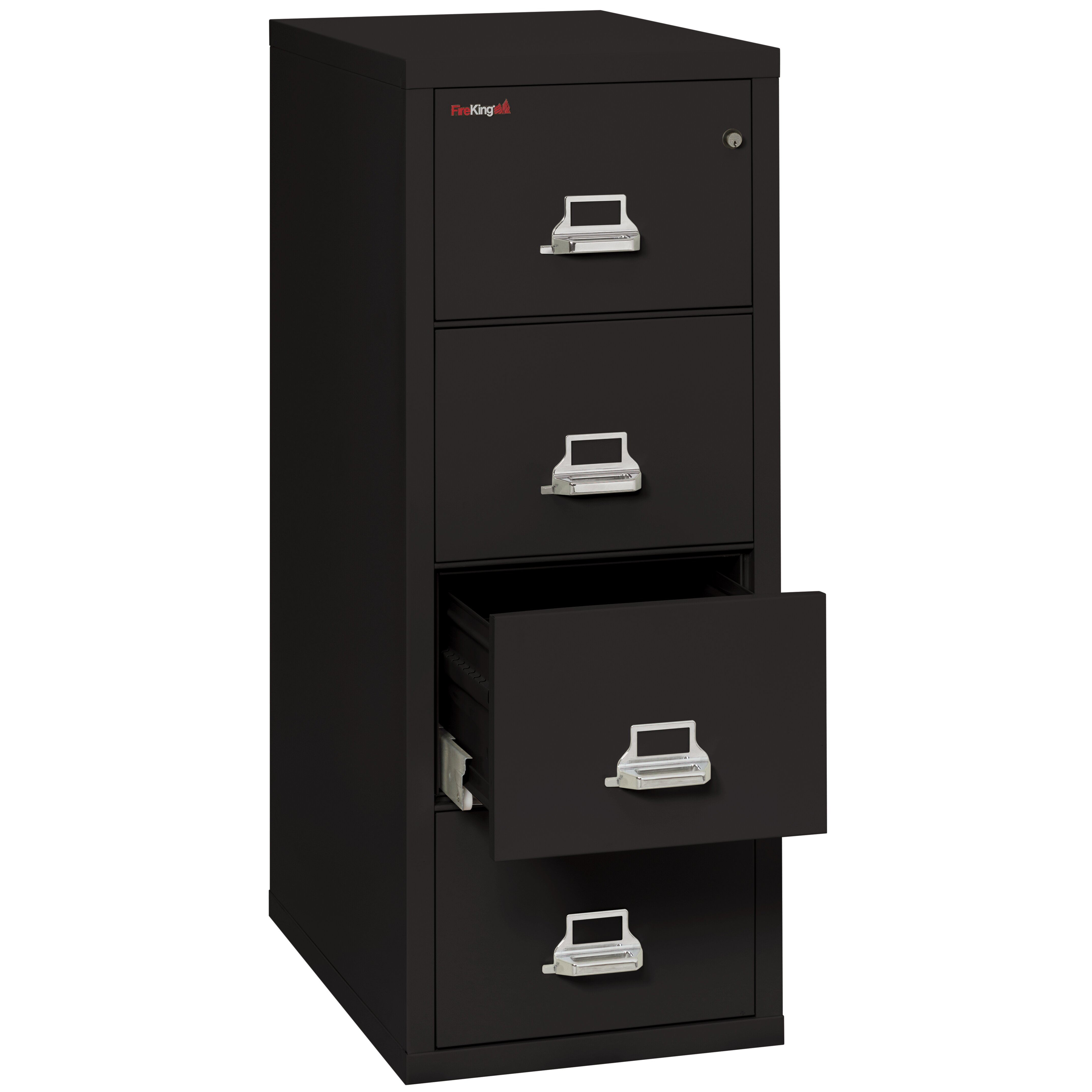 fire proof file cabinet fireking fireproof 4 drawer vertical file cabinet 15437
