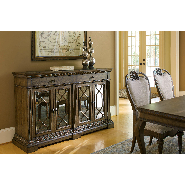 Legacy Classic Furniture Renaissance Credenza Reviews Wayfair