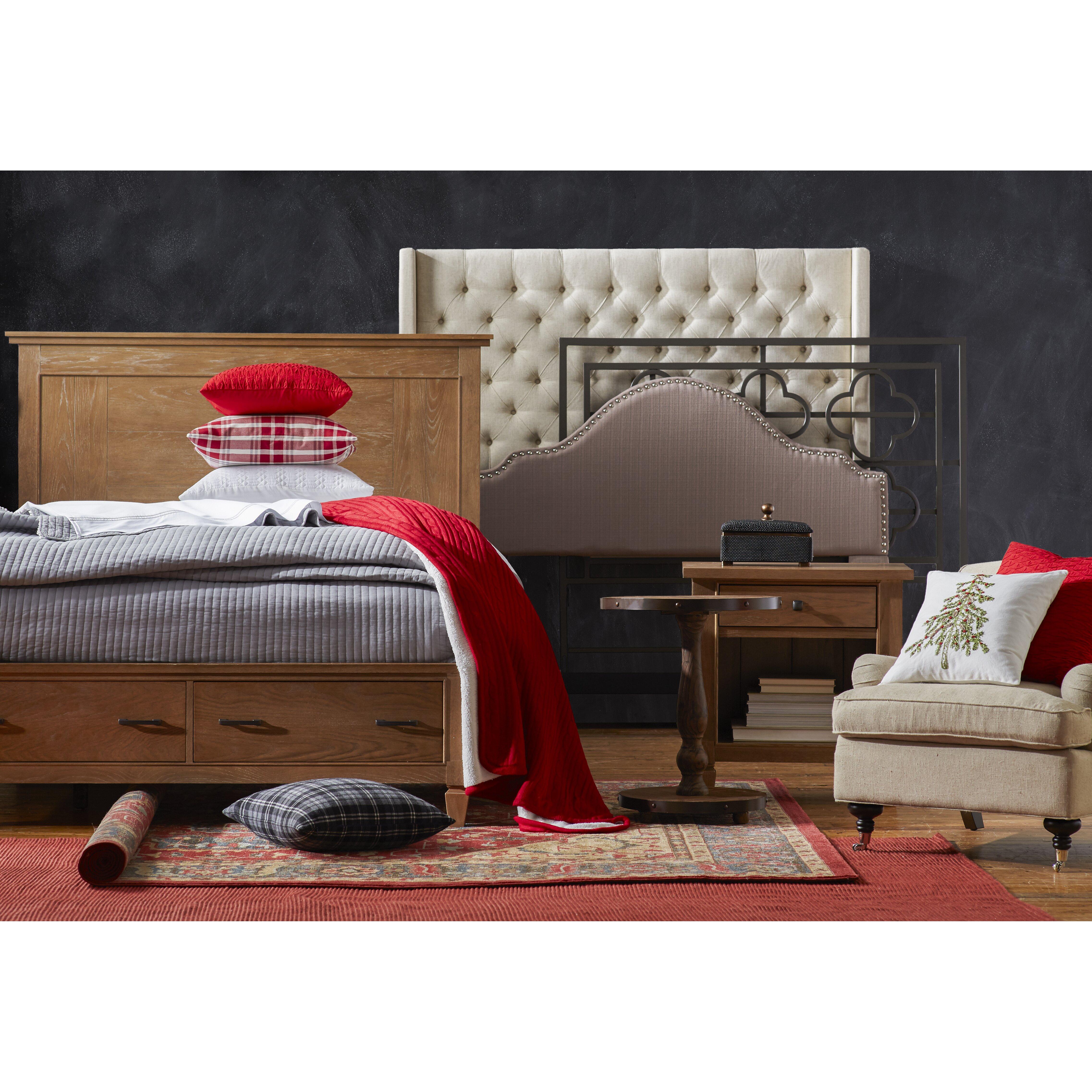 Legacy Classic Furniture Brownstone Village Platform Bed