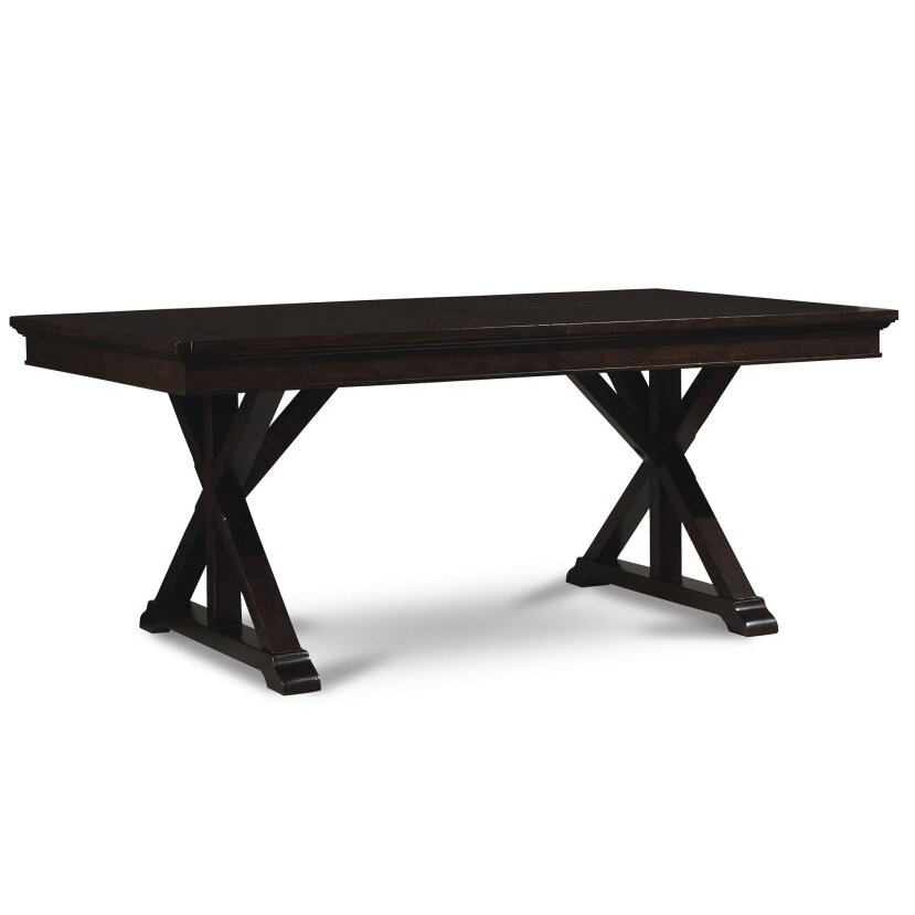 Legacy classic furniture thatcher dining table reviews for Legacy classic dining table