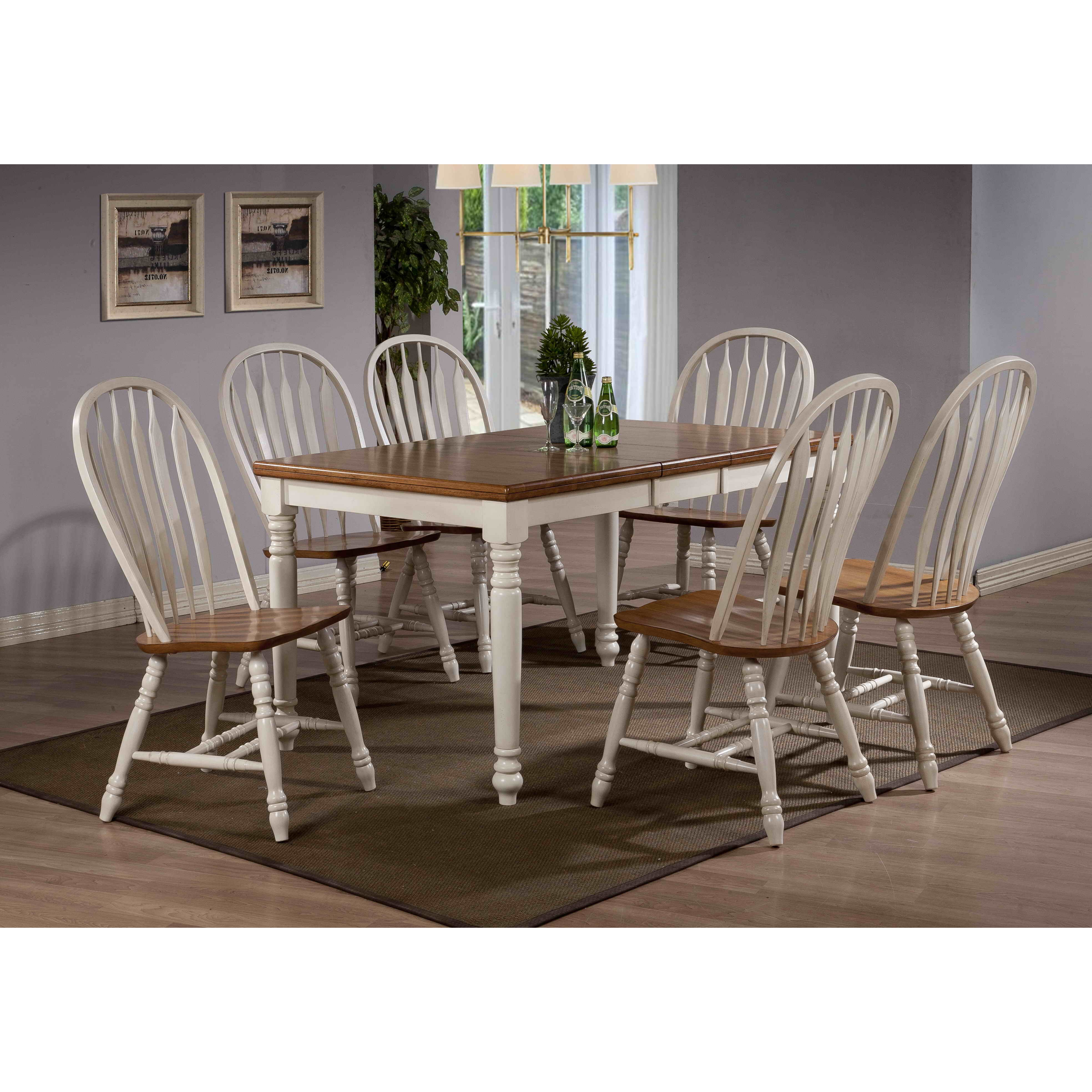 Eci Furniture Four Seasons Dining Table Reviews Wayfair Supply
