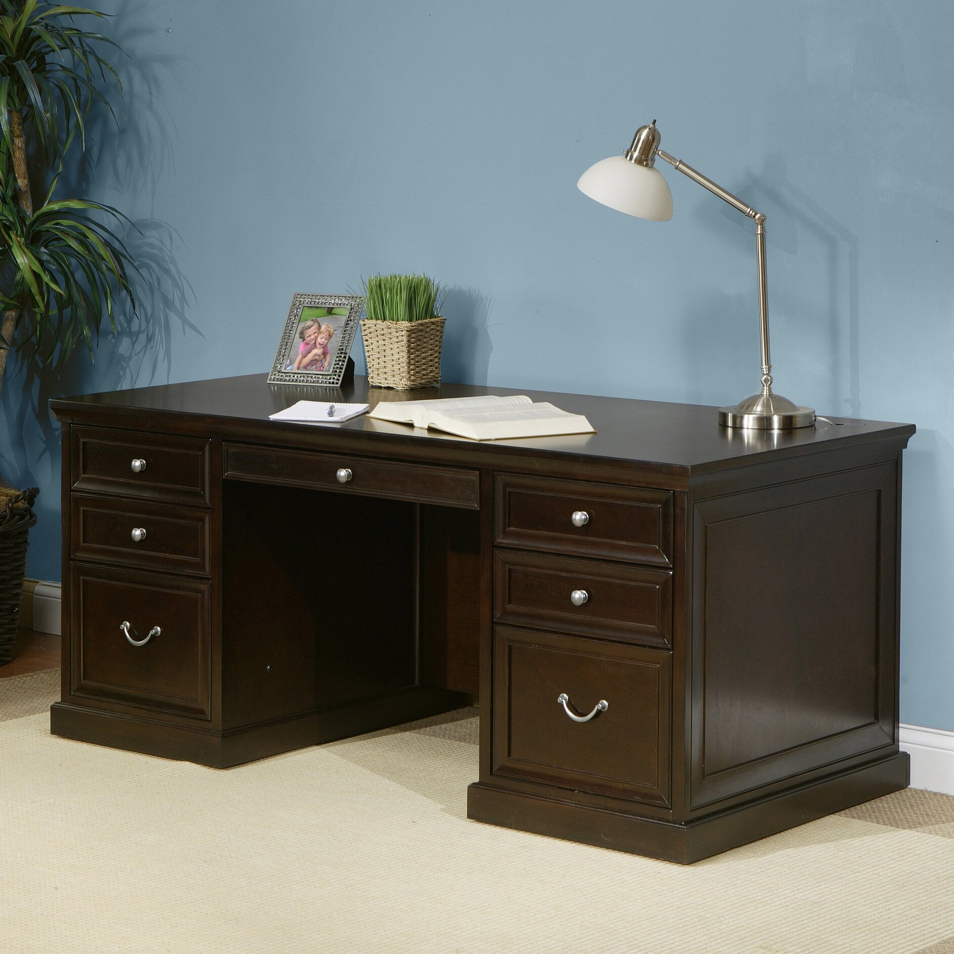 Kathy Ireland Home By Martin Furniture Fulton 5-Piece