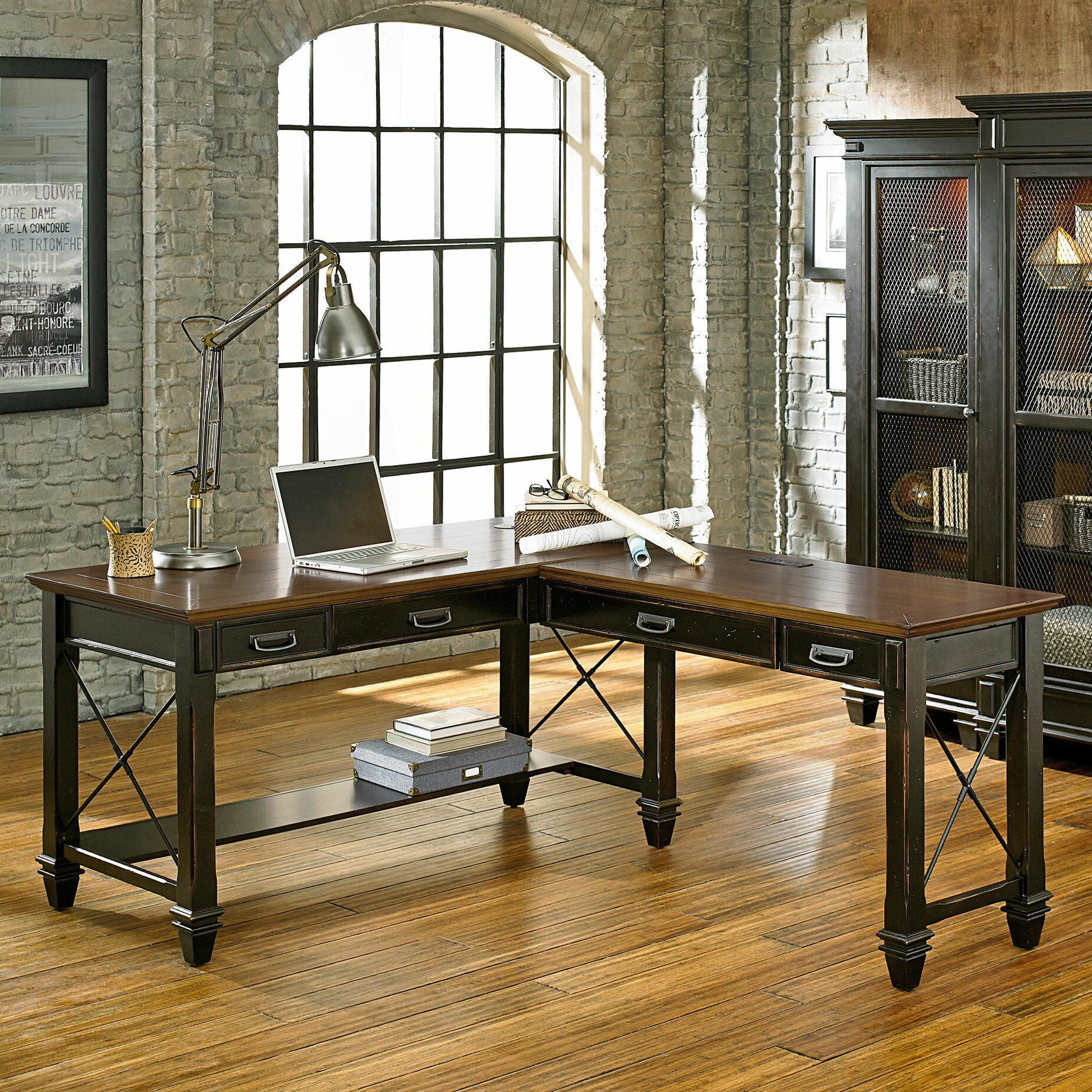 Kathy Ireland Home By Martin Furniture Hartford Writing