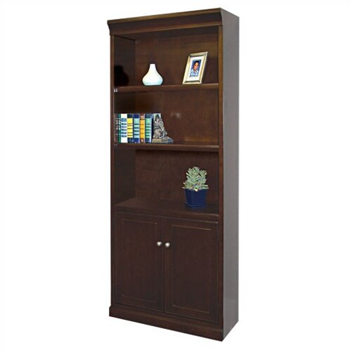 Kathy Ireland Home By Martin Furniture Fulton 72 Standard Bookcase Reviews Wayfair