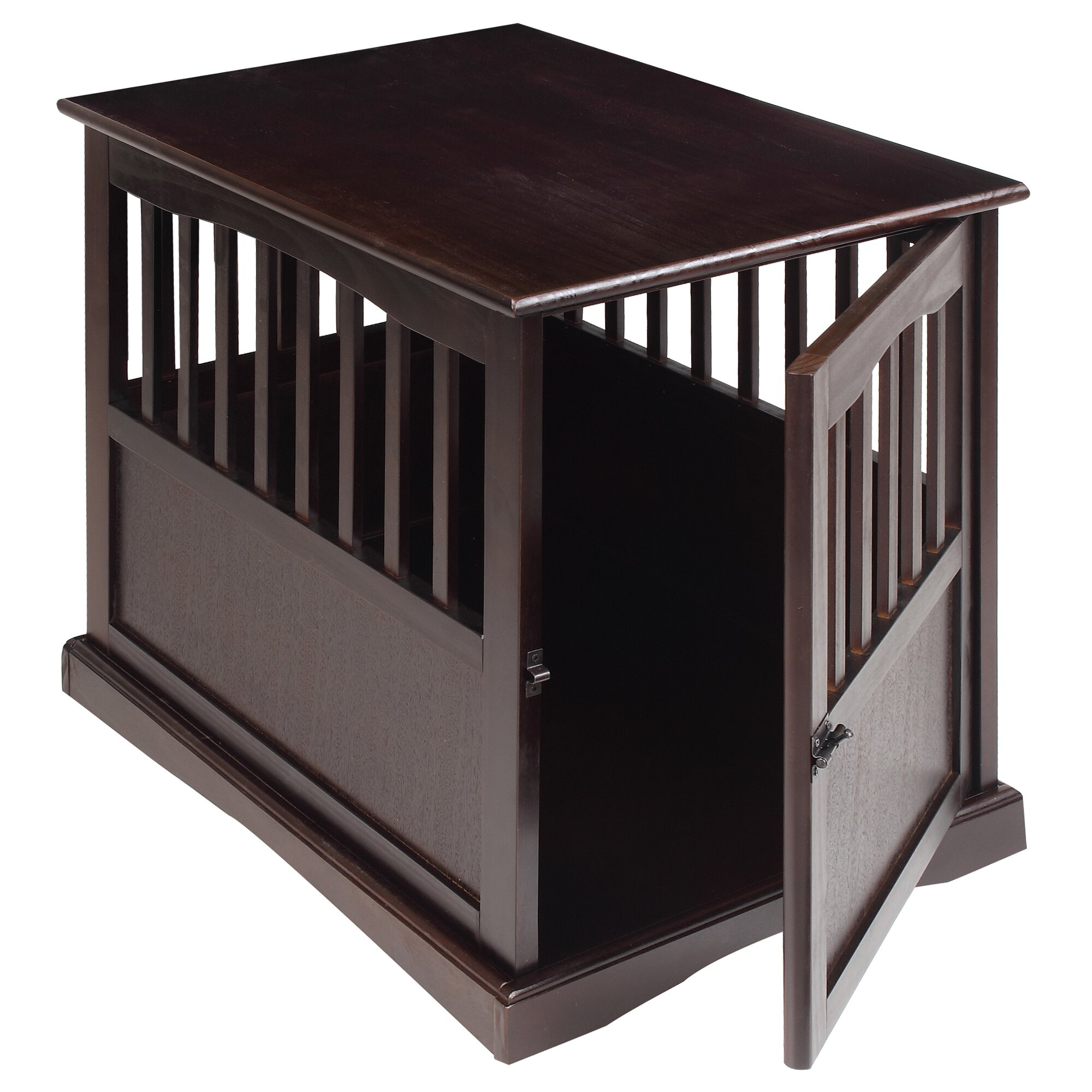 Casual Home Pet Crate End Table Reviews Wayfair