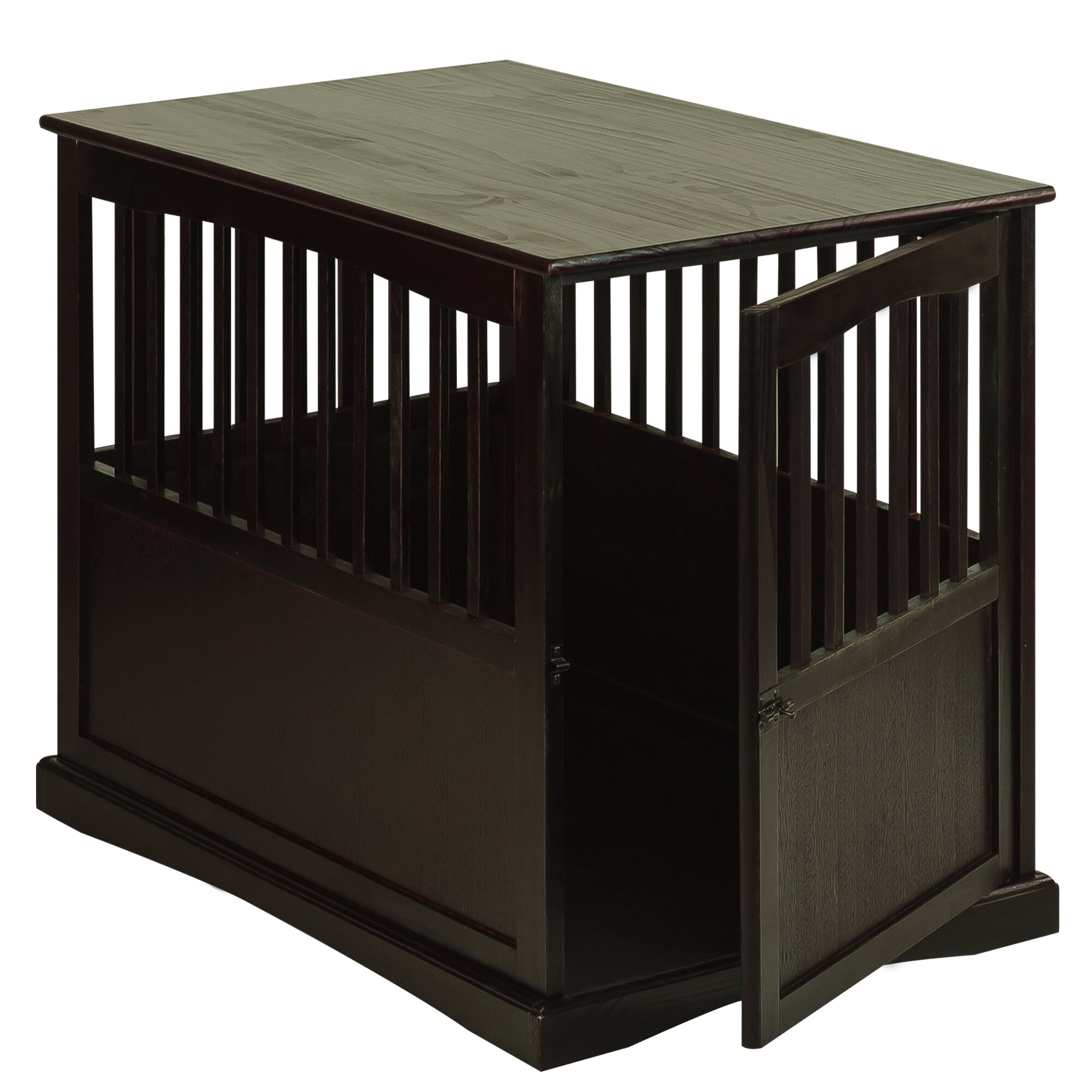 Casual Home Pet Crate End Table Amp Reviews Wayfair