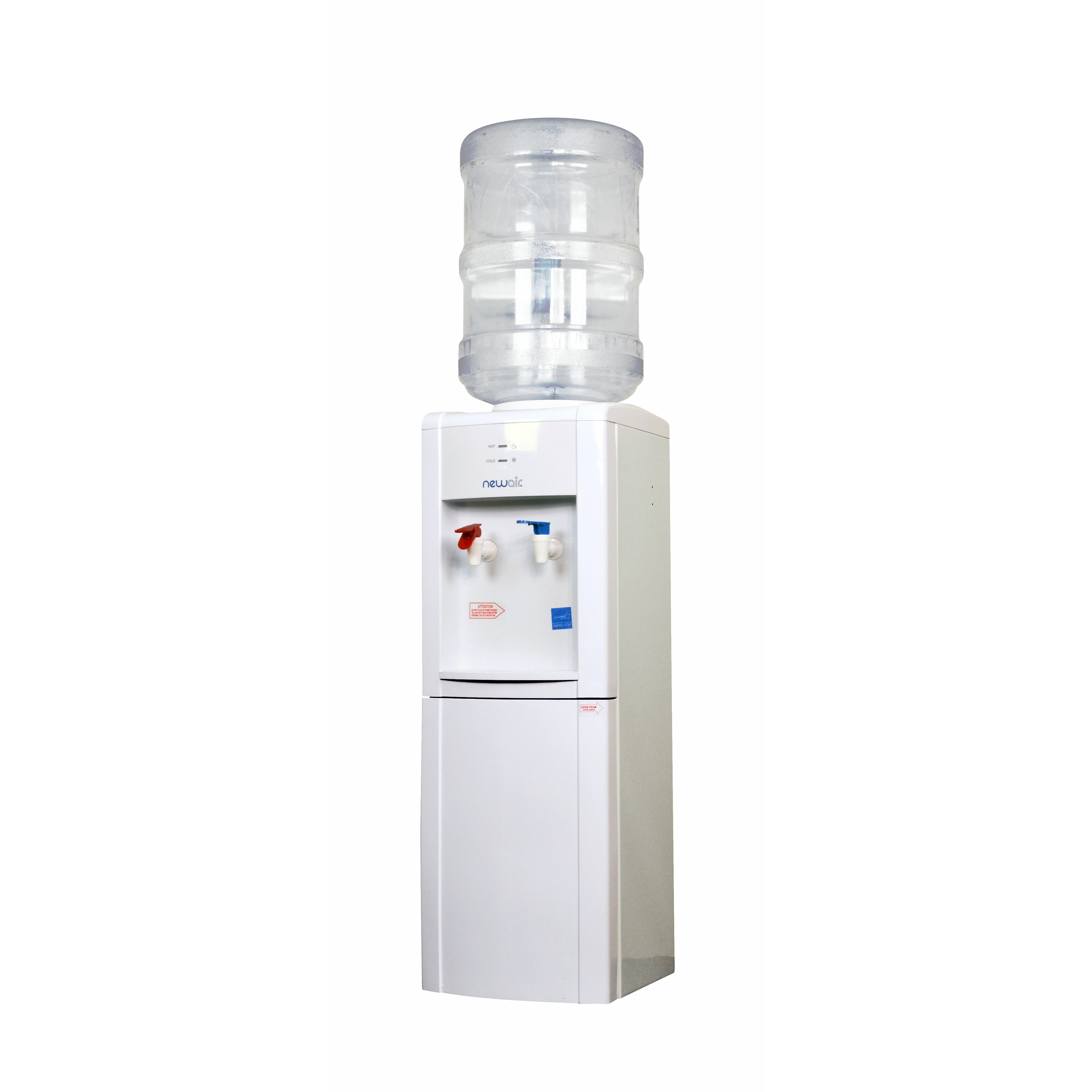 Newair Free Standing Hot And Cold Water Cooler Amp Reviews