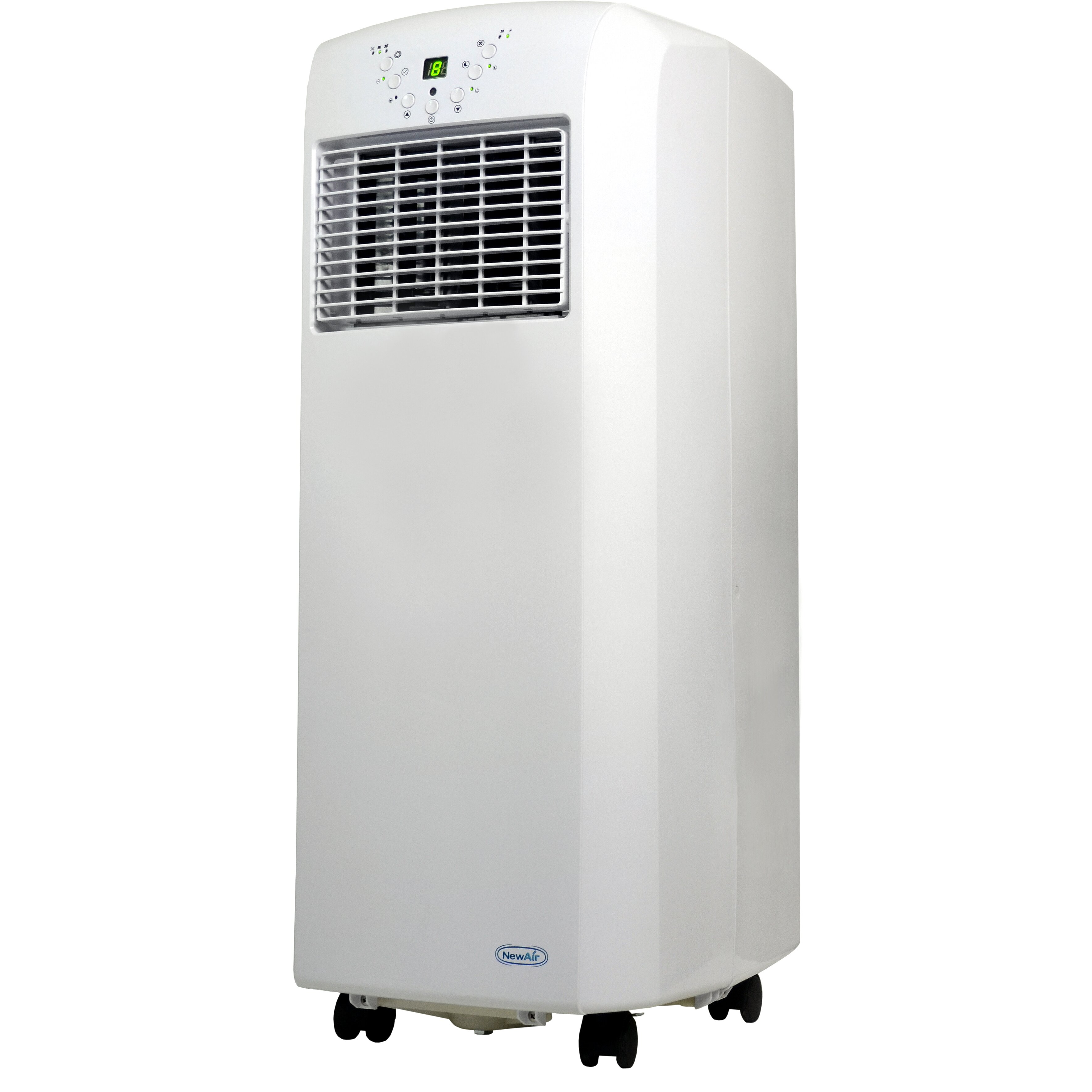 #61614B NewAir Ultra Compact 10 000 BTU Portable Air Conditioner  Highest Rated 13236 New Air Air Conditioner Portable img with 3538x3538 px on helpvideos.info - Air Conditioners, Air Coolers and more