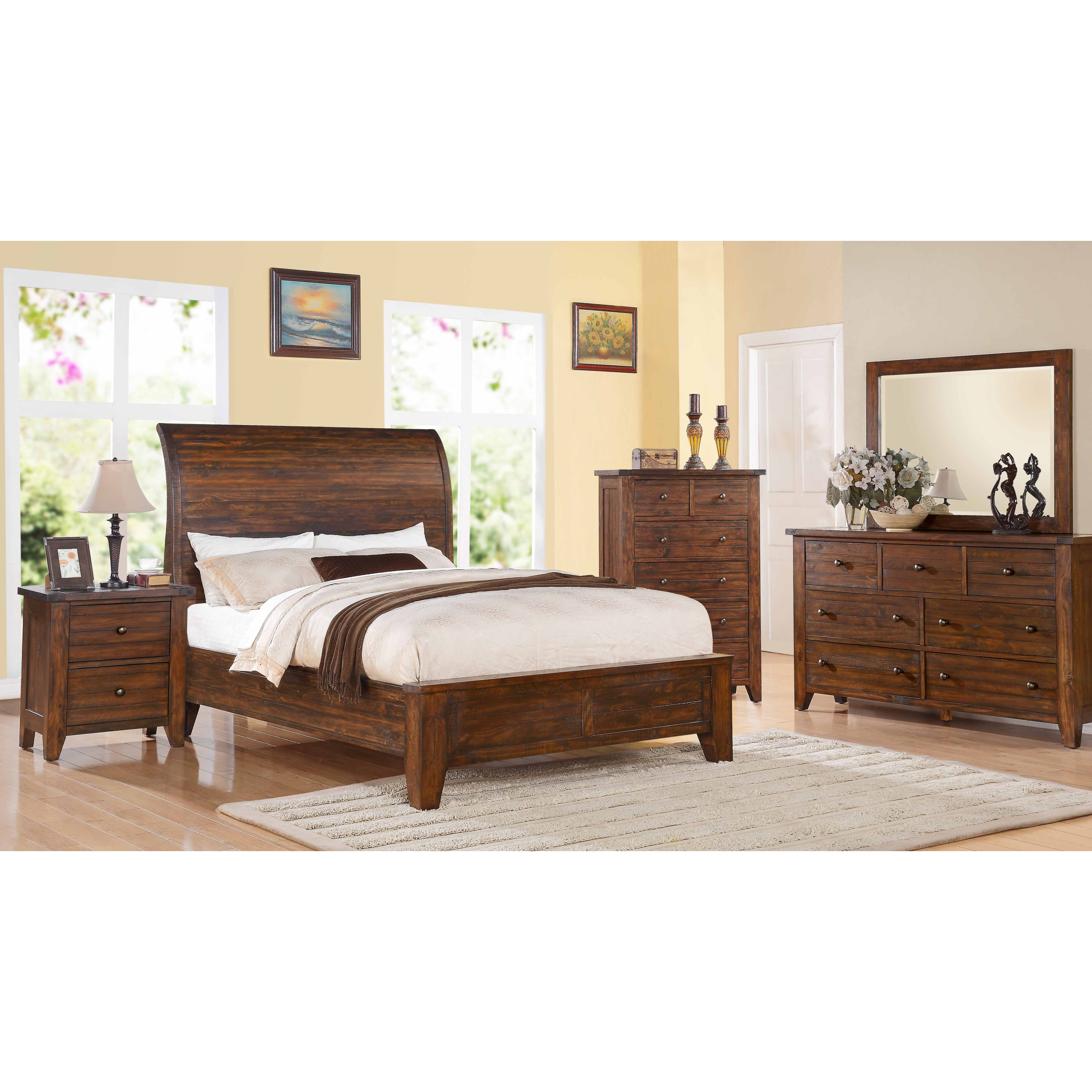 Modus Cally Platform Customizable Bedroom Set Reviews Wayfair