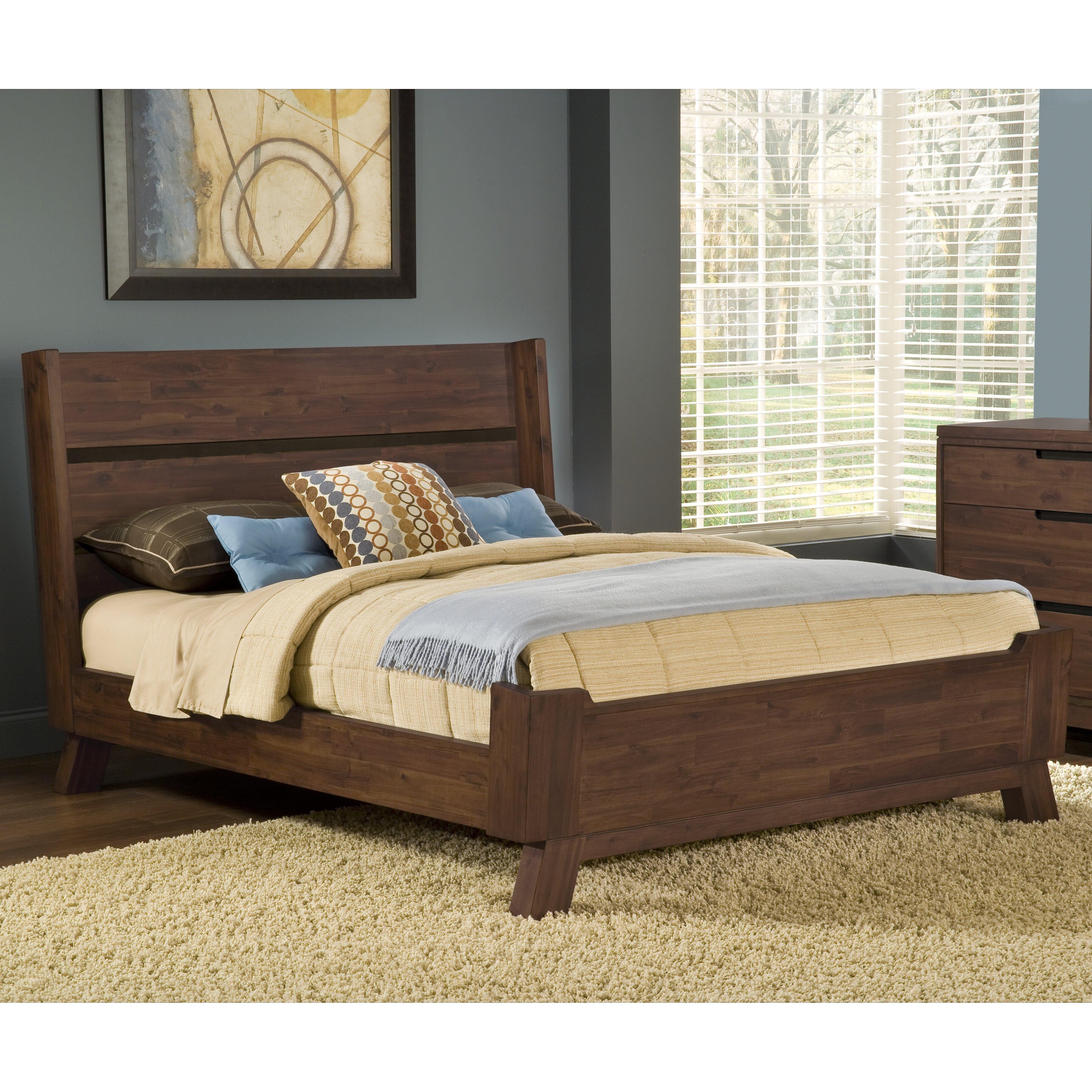 Modus Portland Platform Customizable Bedroom Set Reviews Wayfair