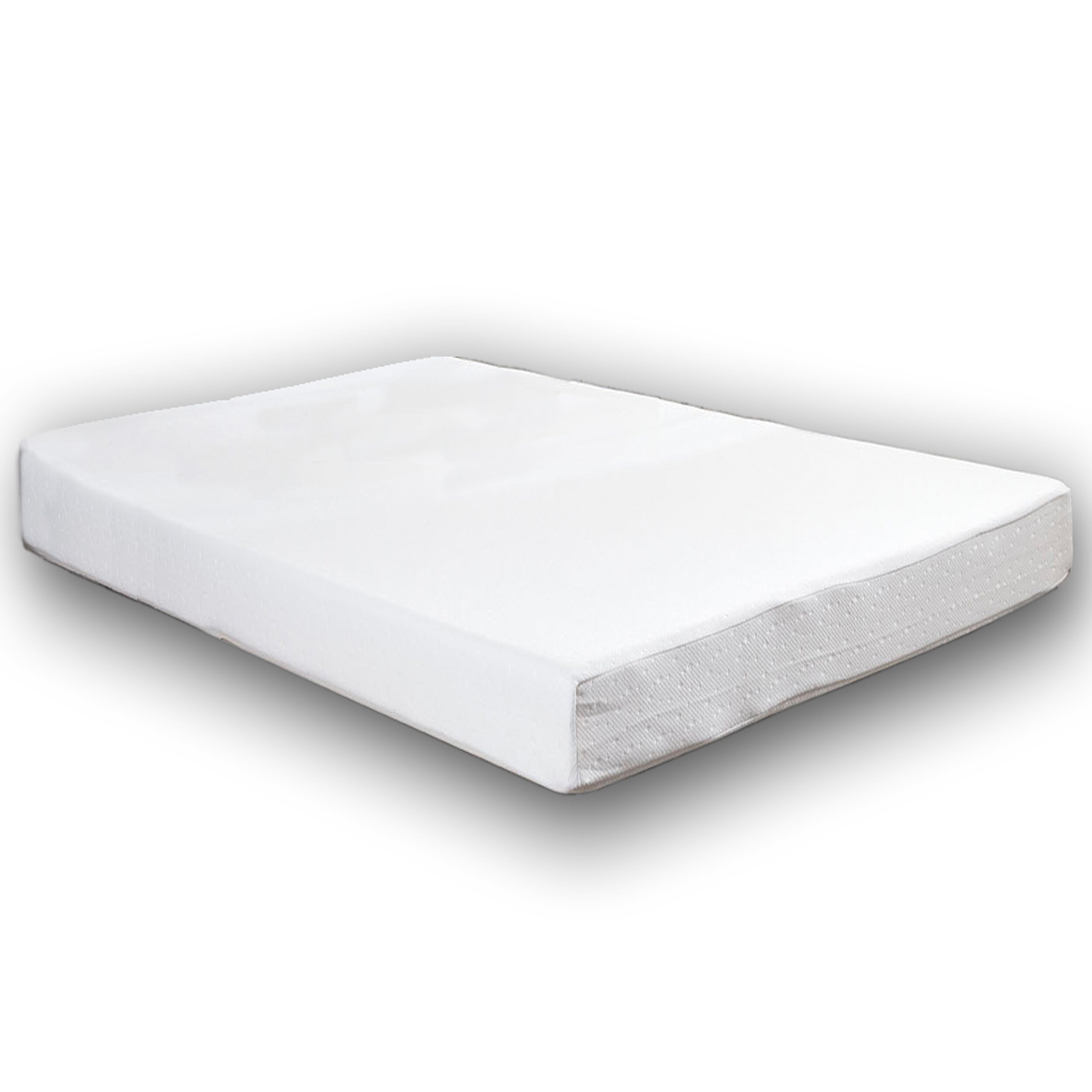 "Textrade 6"" Memory Foam Mattress & Reviews"