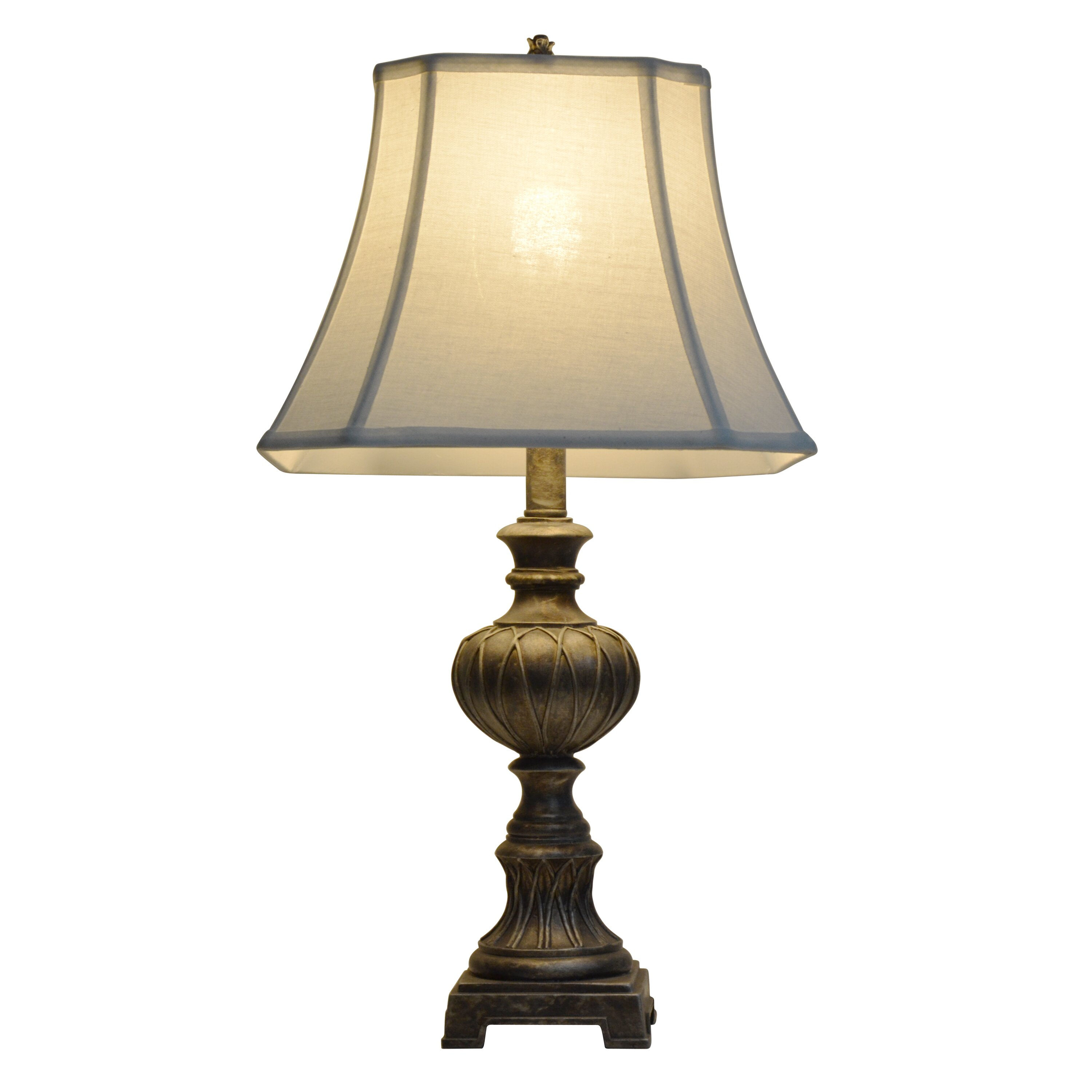 "Wayfair Table Lamps >> Decor Therapy 25"" Table Lamp & Reviews 