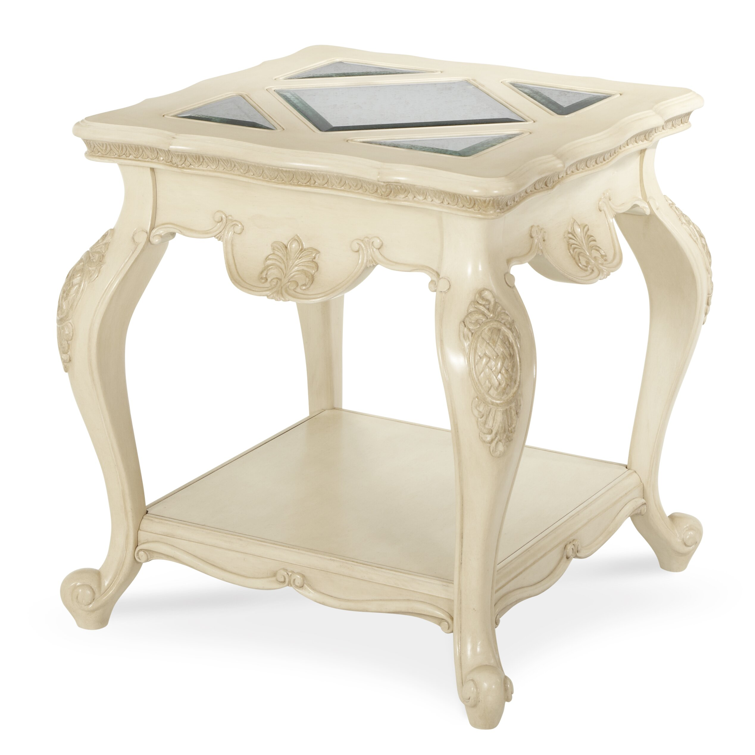 Michael Amini Lavelle Coffee Table Reviews