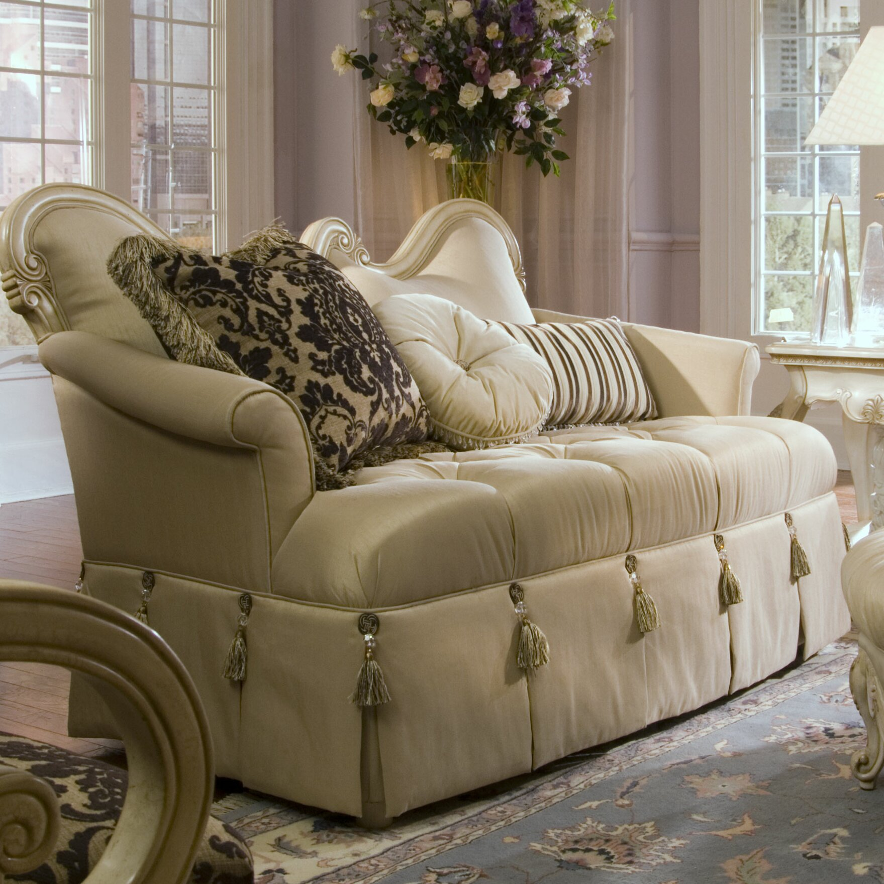 michael amini lavelle living room collection reviews